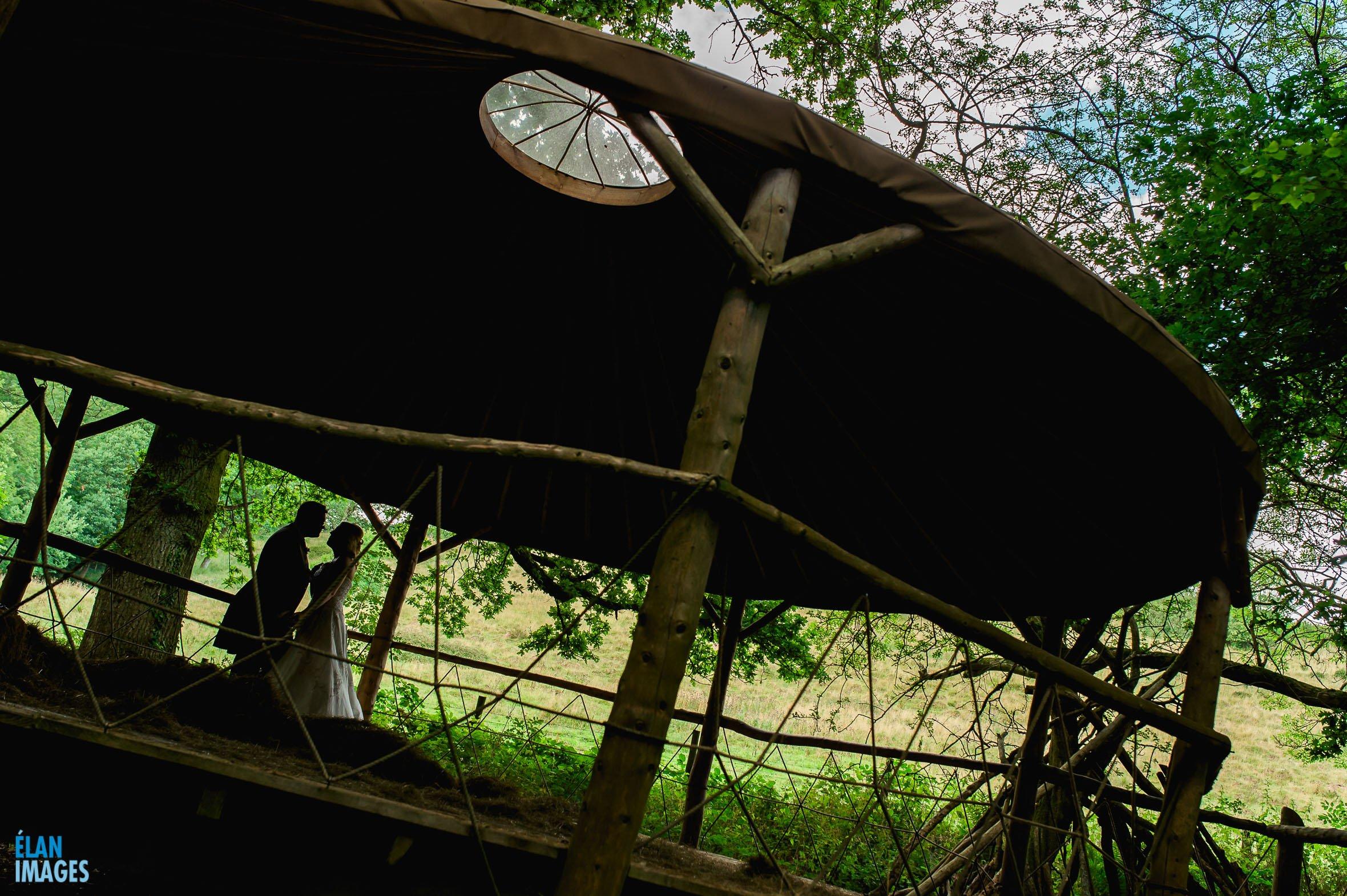 Summer Wedding at the Folly Farm Centre, Pensford 49