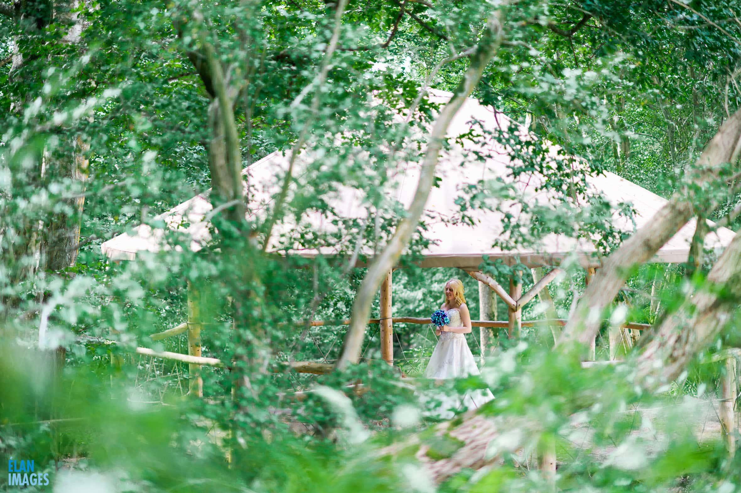 Summer Wedding at the Folly Farm Centre, Pensford 51
