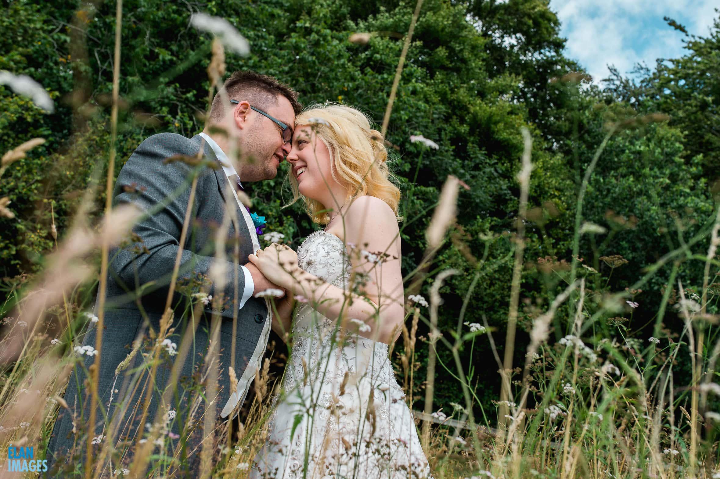 Summer Wedding at the Folly Farm Centre, Pensford 57
