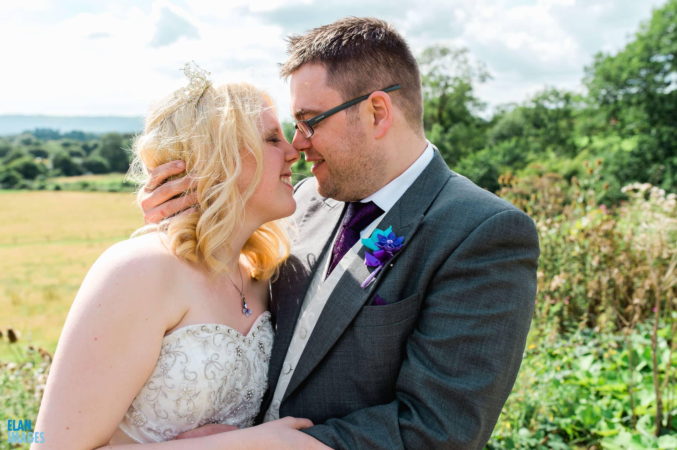 Summer Wedding at the Folly Farm Centre, Pensford 59