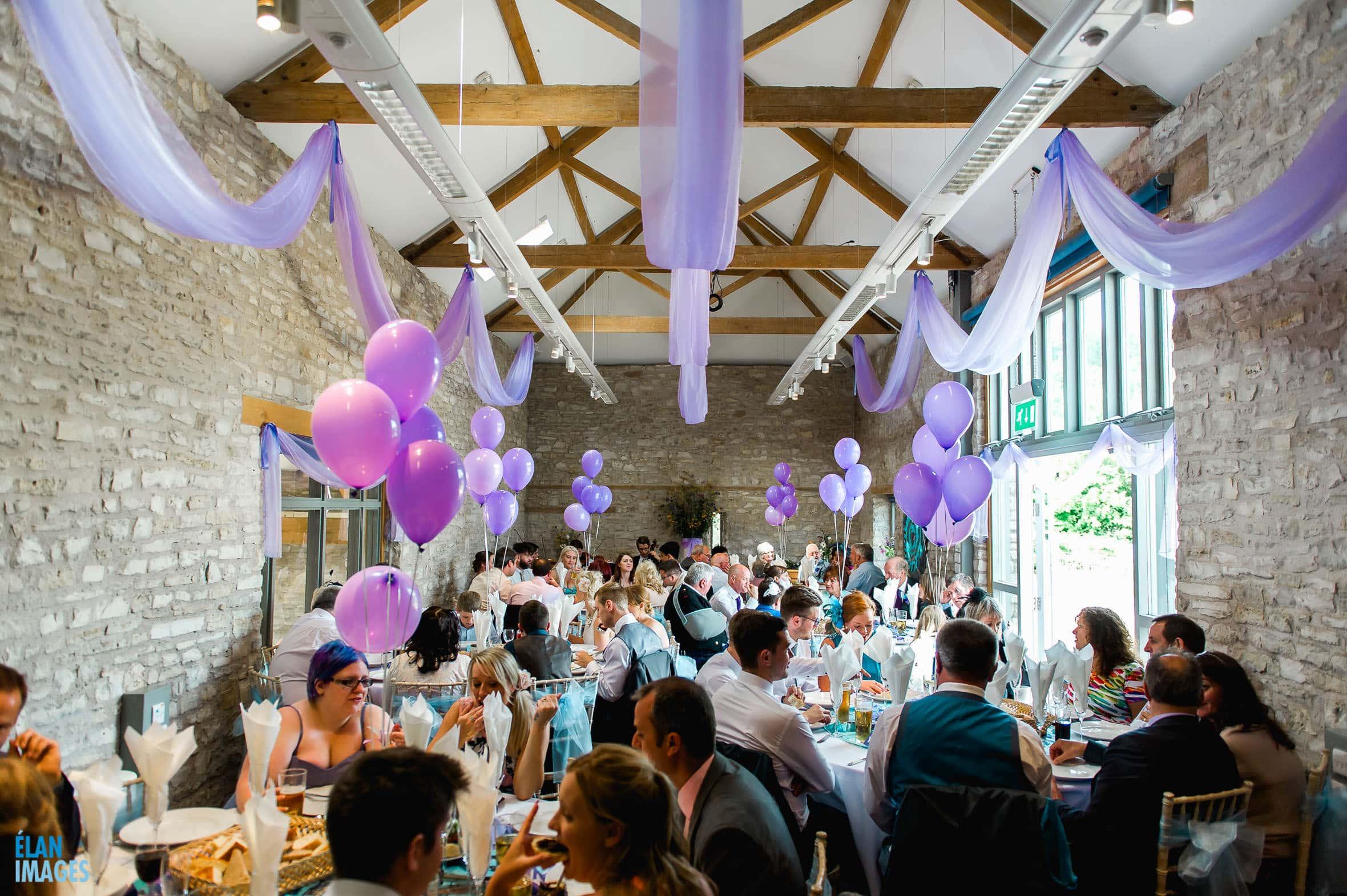 Summer Wedding at the Folly Farm Centre, Pensford 61