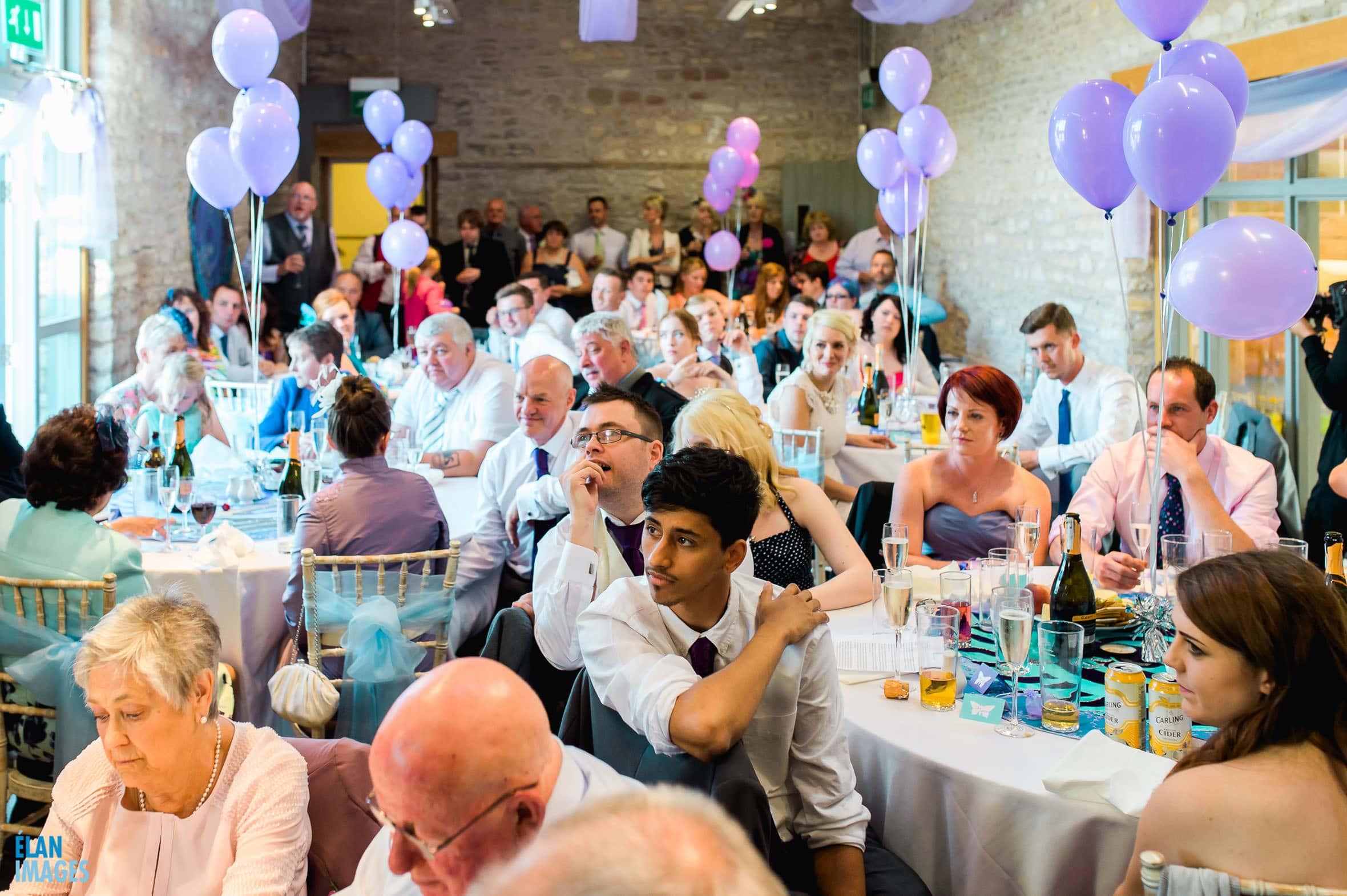 Summer Wedding at the Folly Farm Centre, Pensford 64