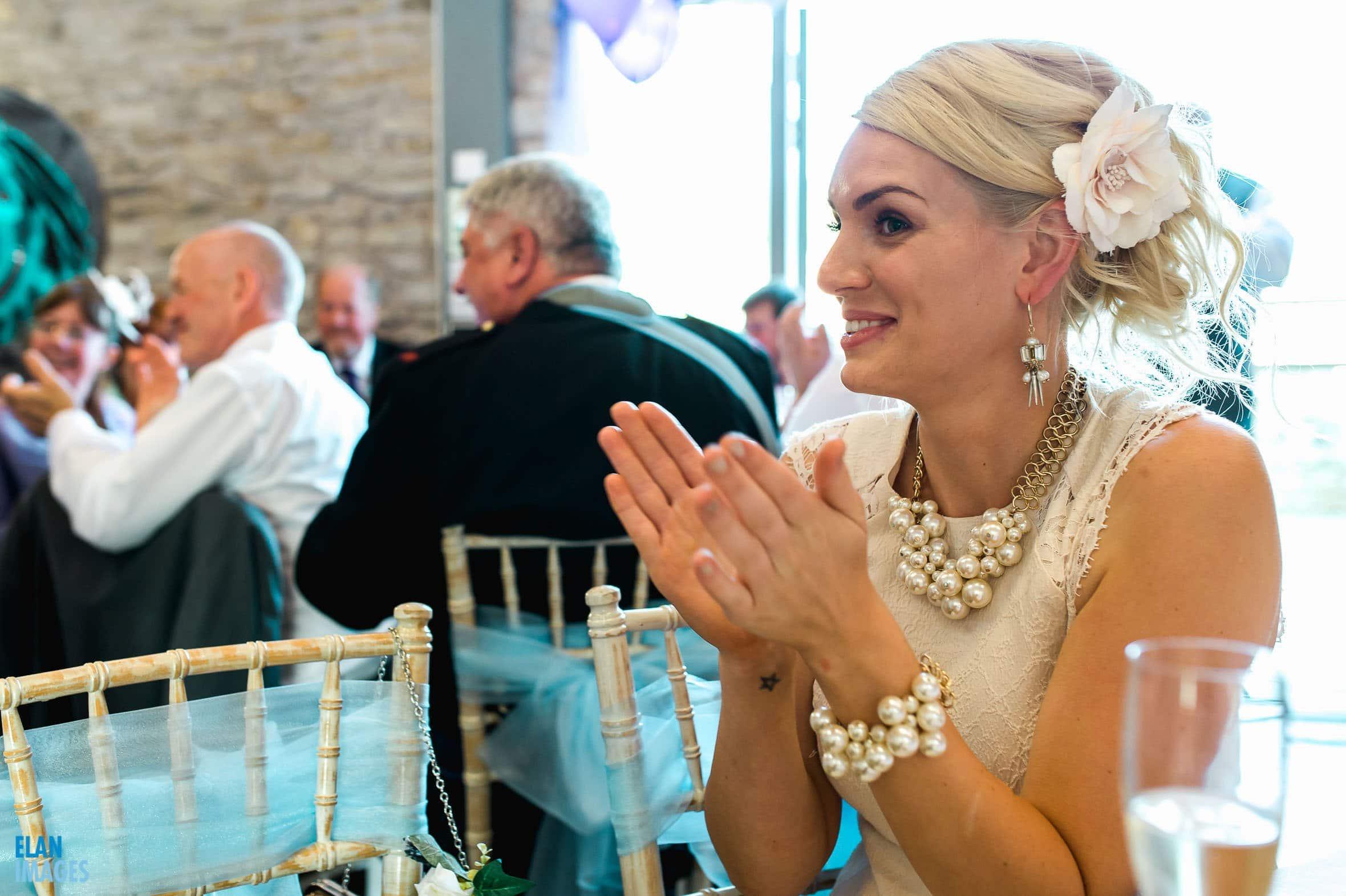 Summer Wedding at the Folly Farm Centre, Pensford 65