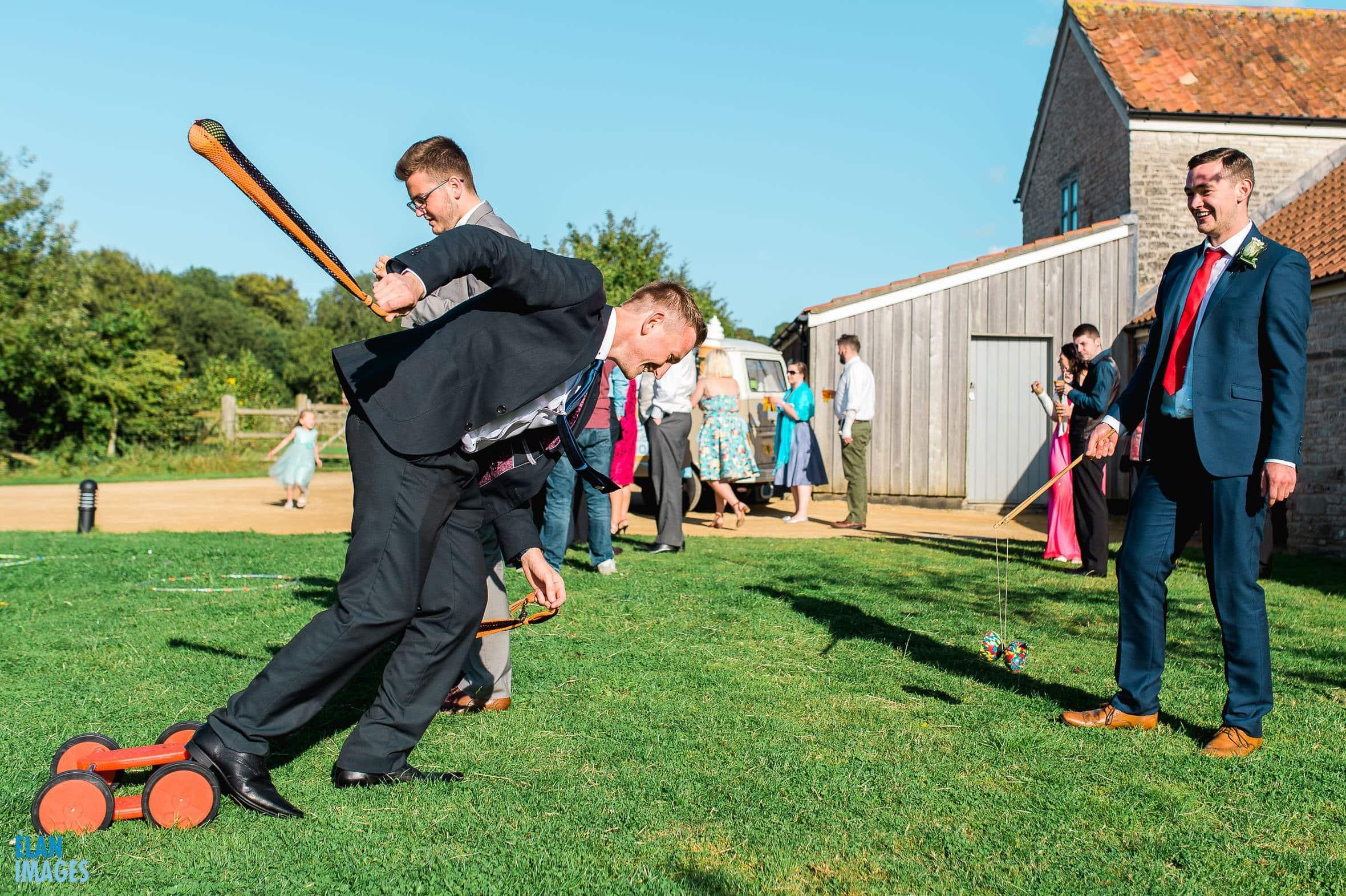 Summer Wedding at the Folly Farm Centre, Pensford 70