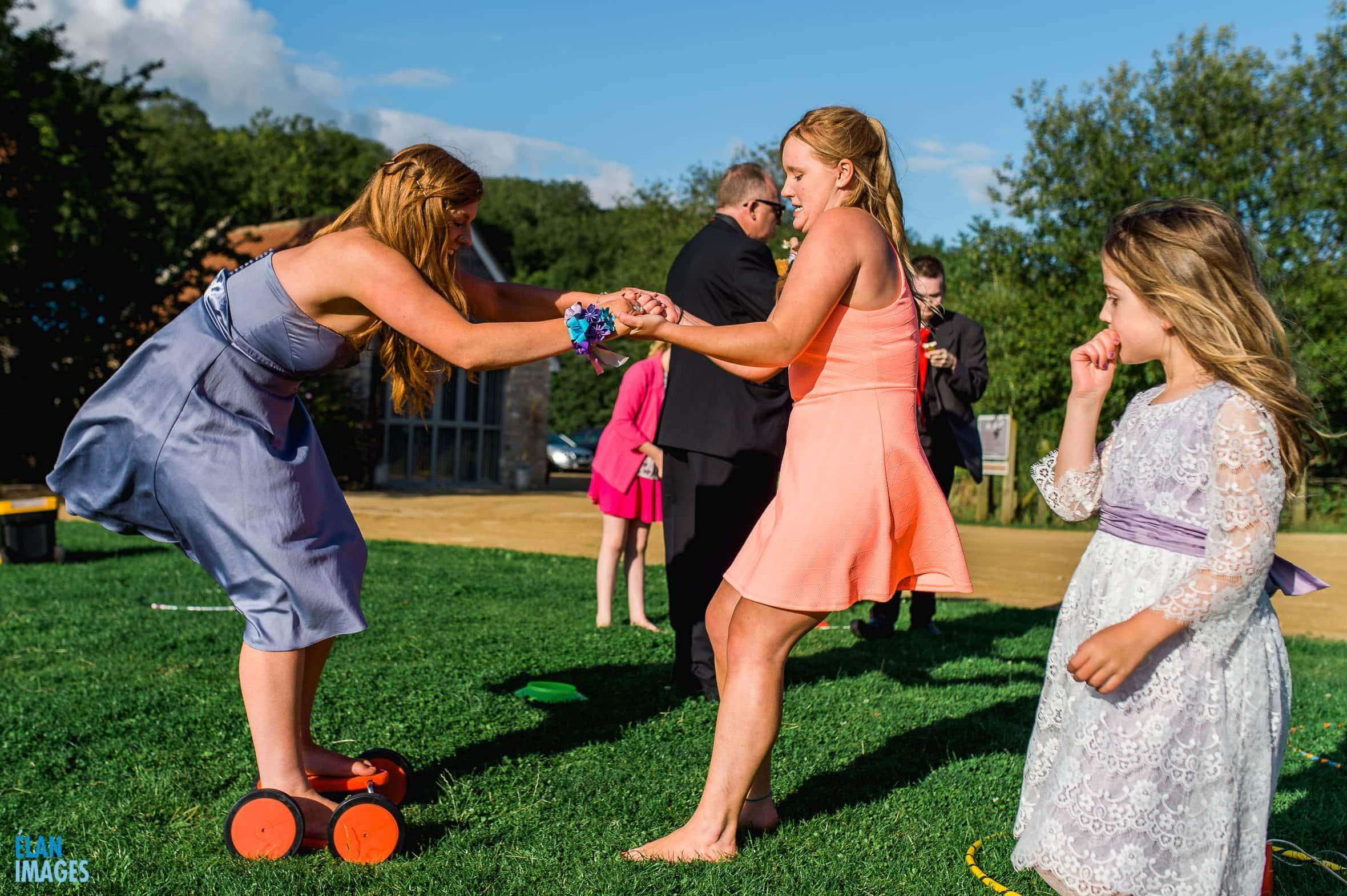 Summer Wedding at the Folly Farm Centre, Pensford 73