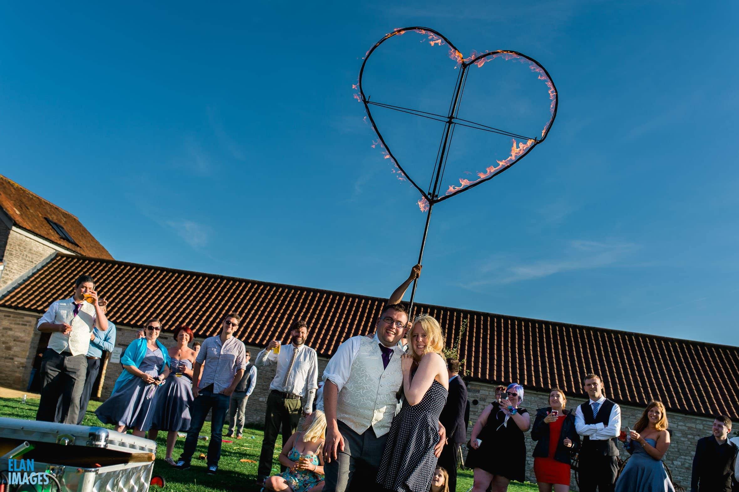 Summer Wedding at the Folly Farm Centre, Pensford 74