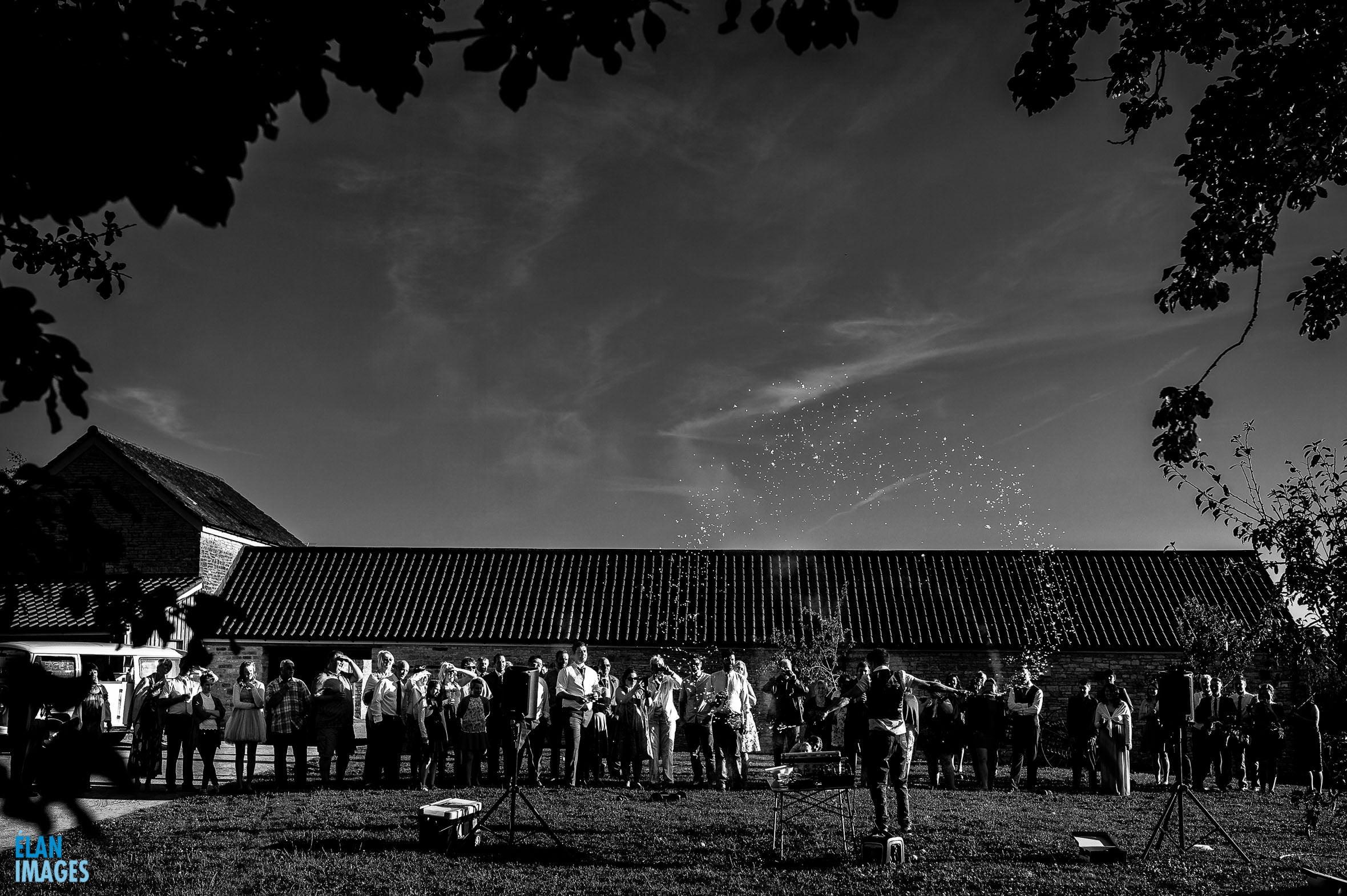 Summer Wedding at the Folly Farm Centre, Pensford 75