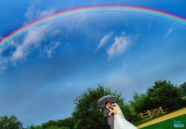 Summer Wedding at the Folly Farm Centre