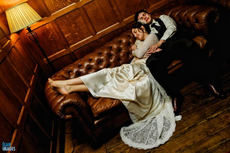 Moments from a wedding at Leez Priory