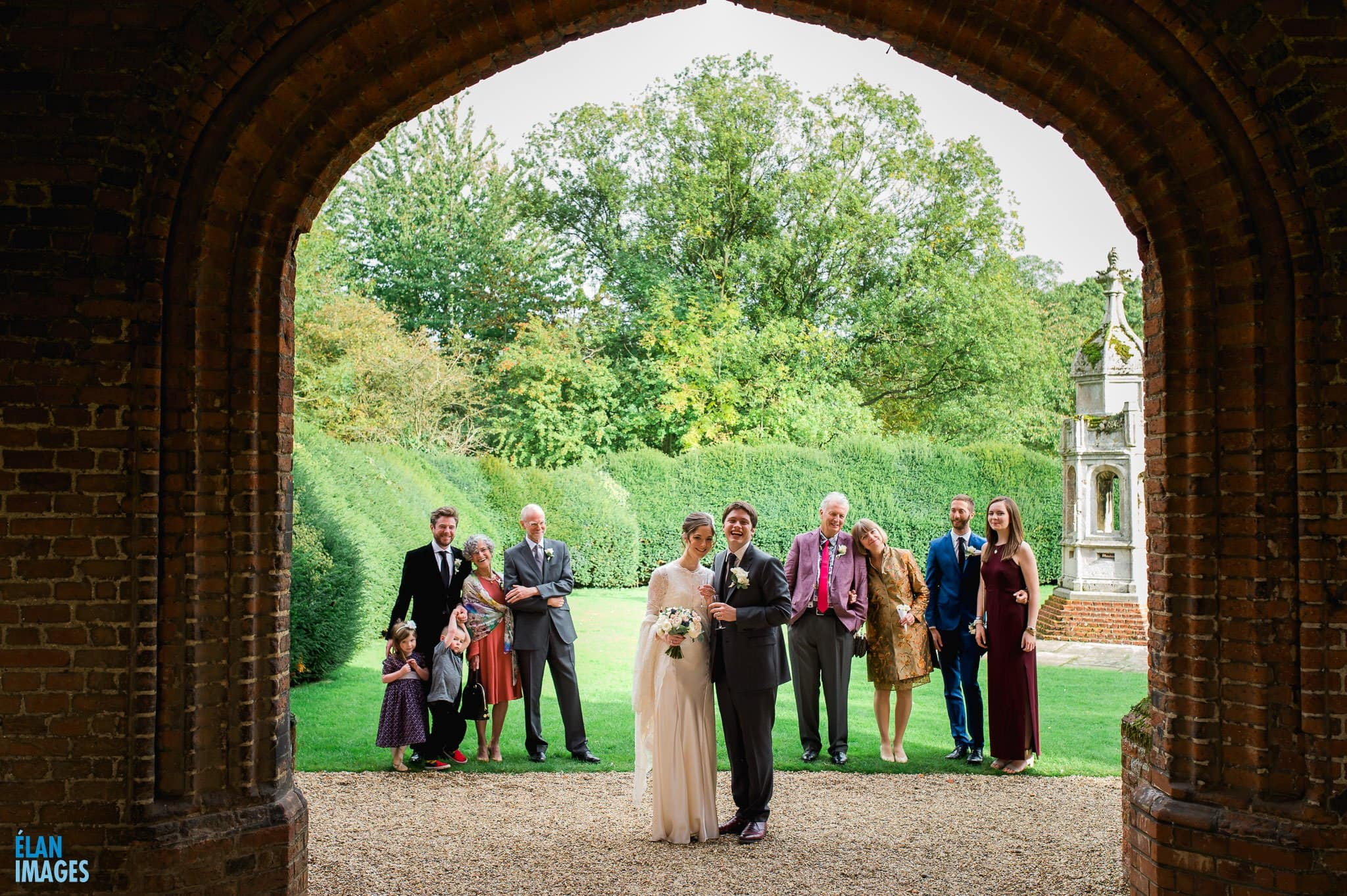Wedding at Leez Priory, Essex 29