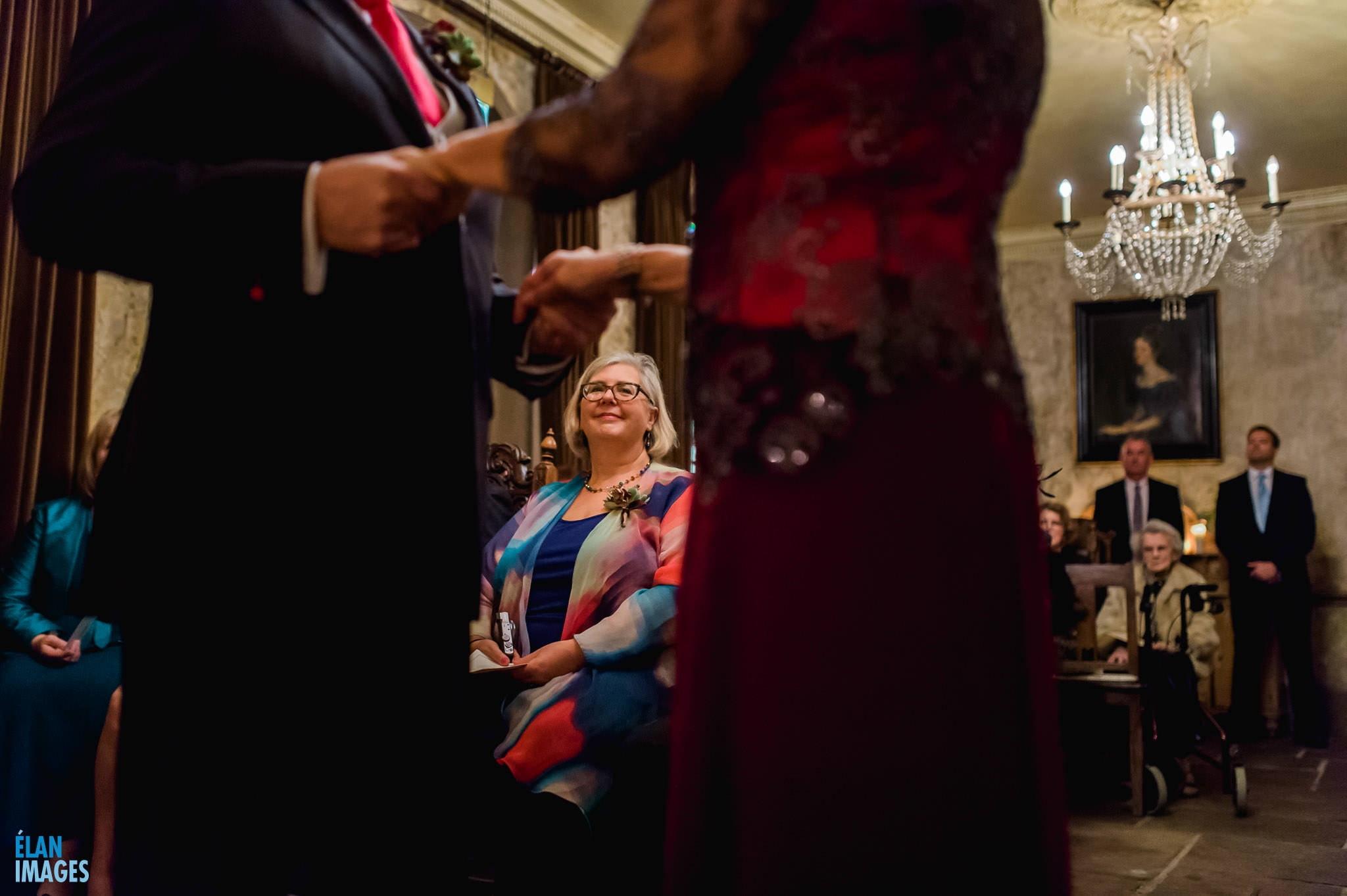 Wedding at The Pig near Bath 25