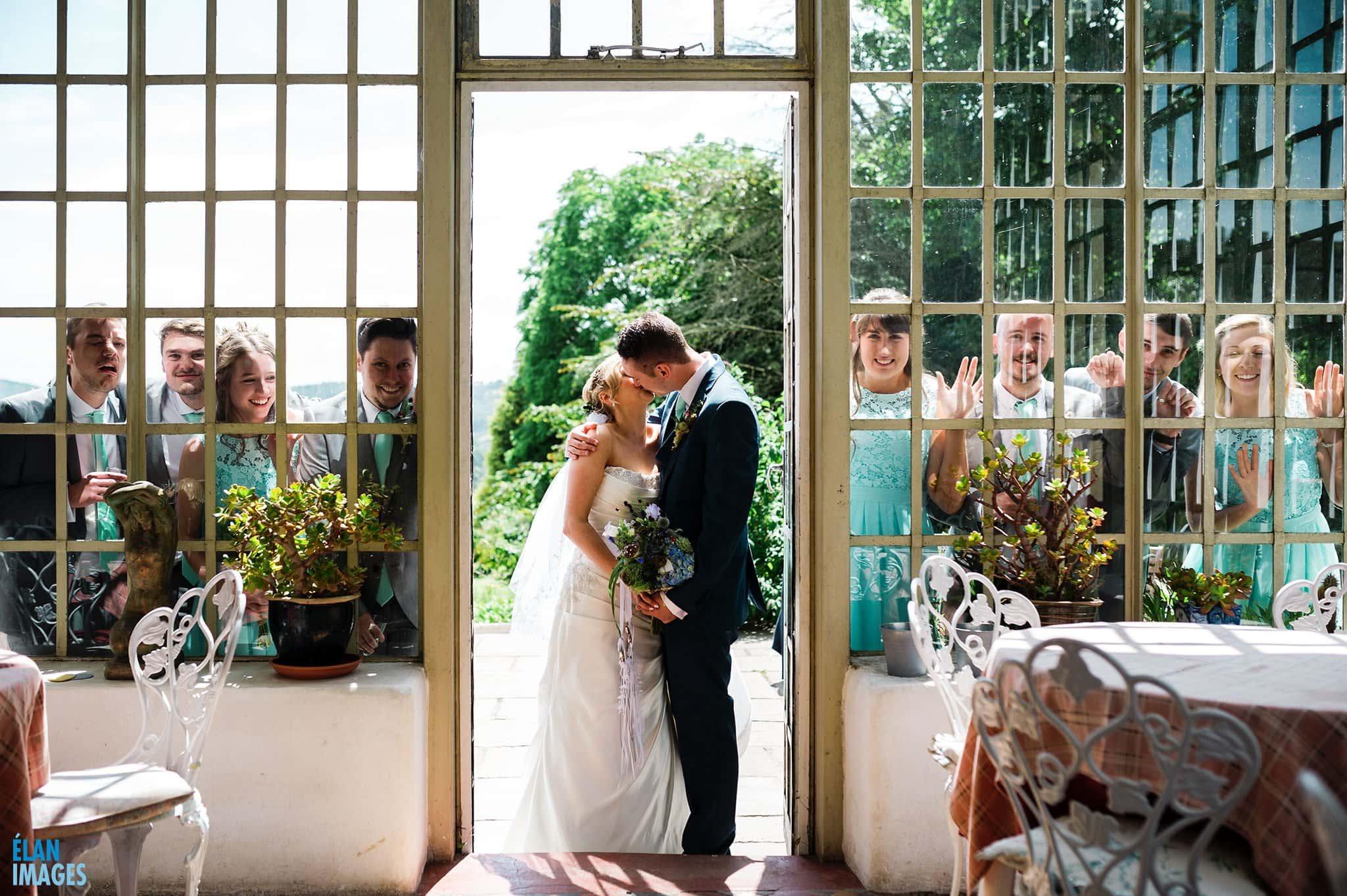 Wedding at Banwell Castle, Somerset 9