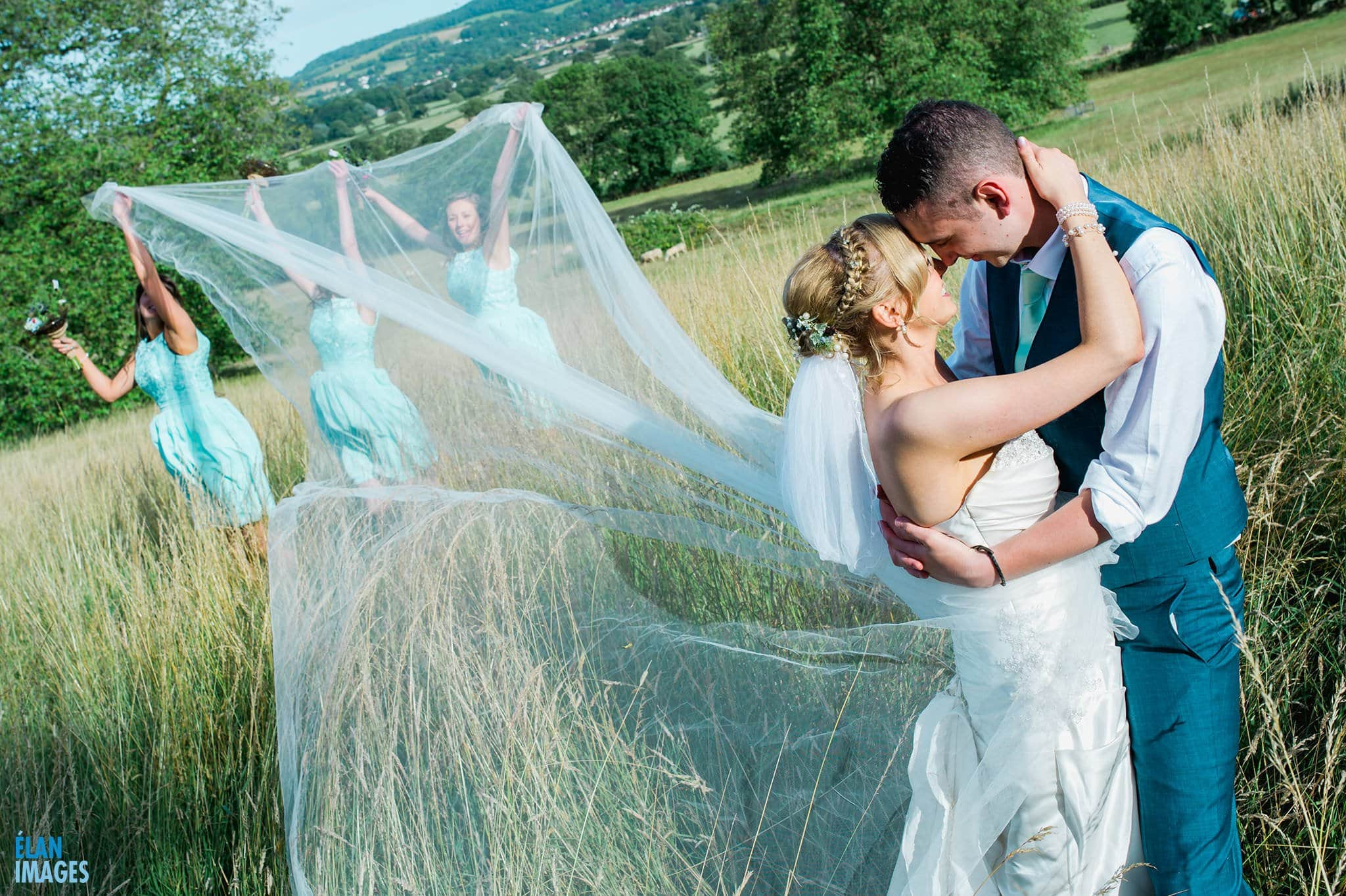 Wedding at Banwell Castle, Somerset 15