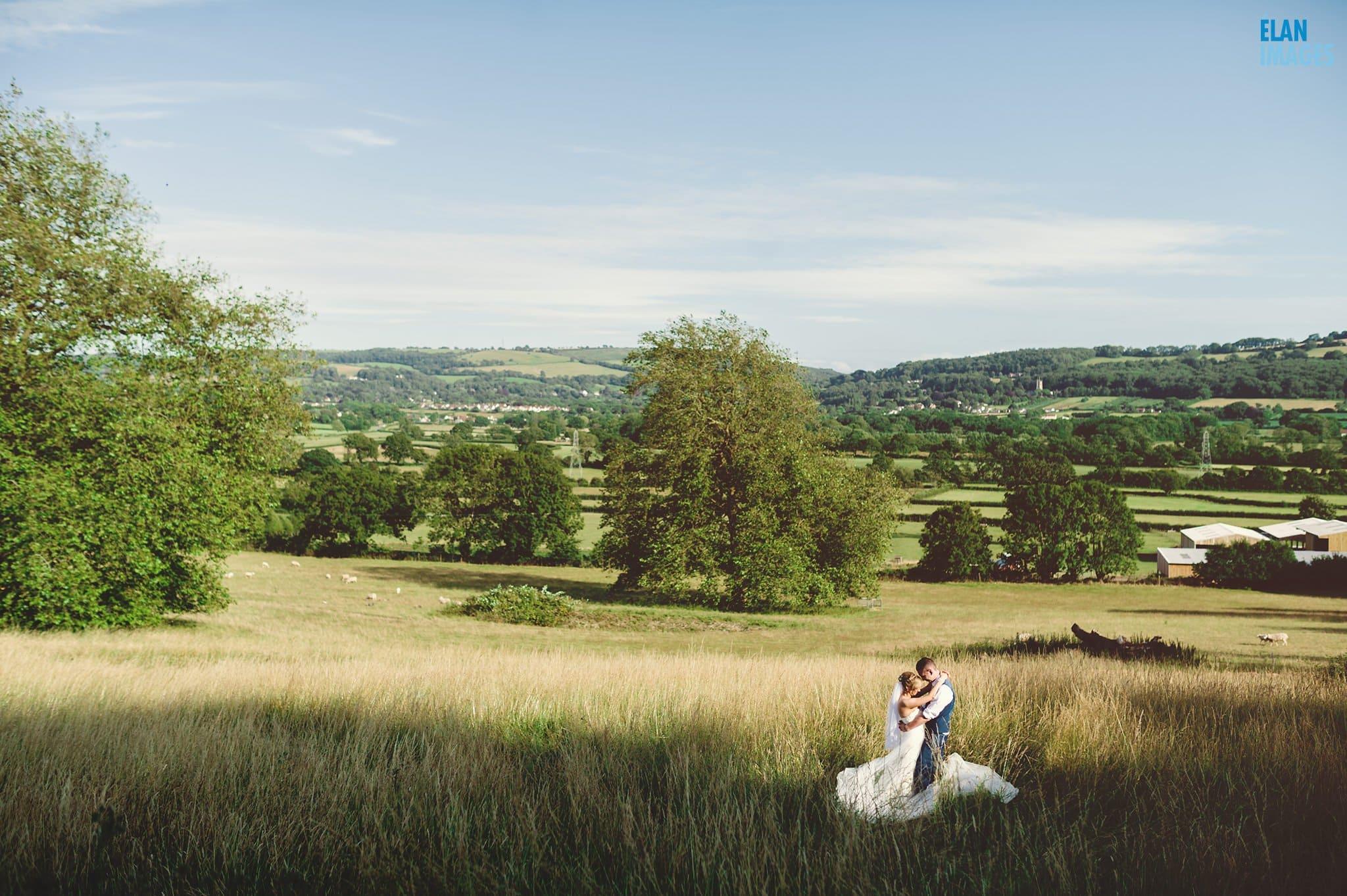 Wedding at Banwell Castle, Somerset 18