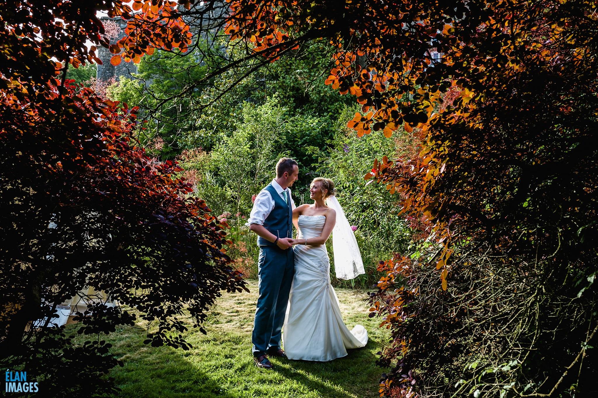 Wedding at Banwell Castle, Somerset 19