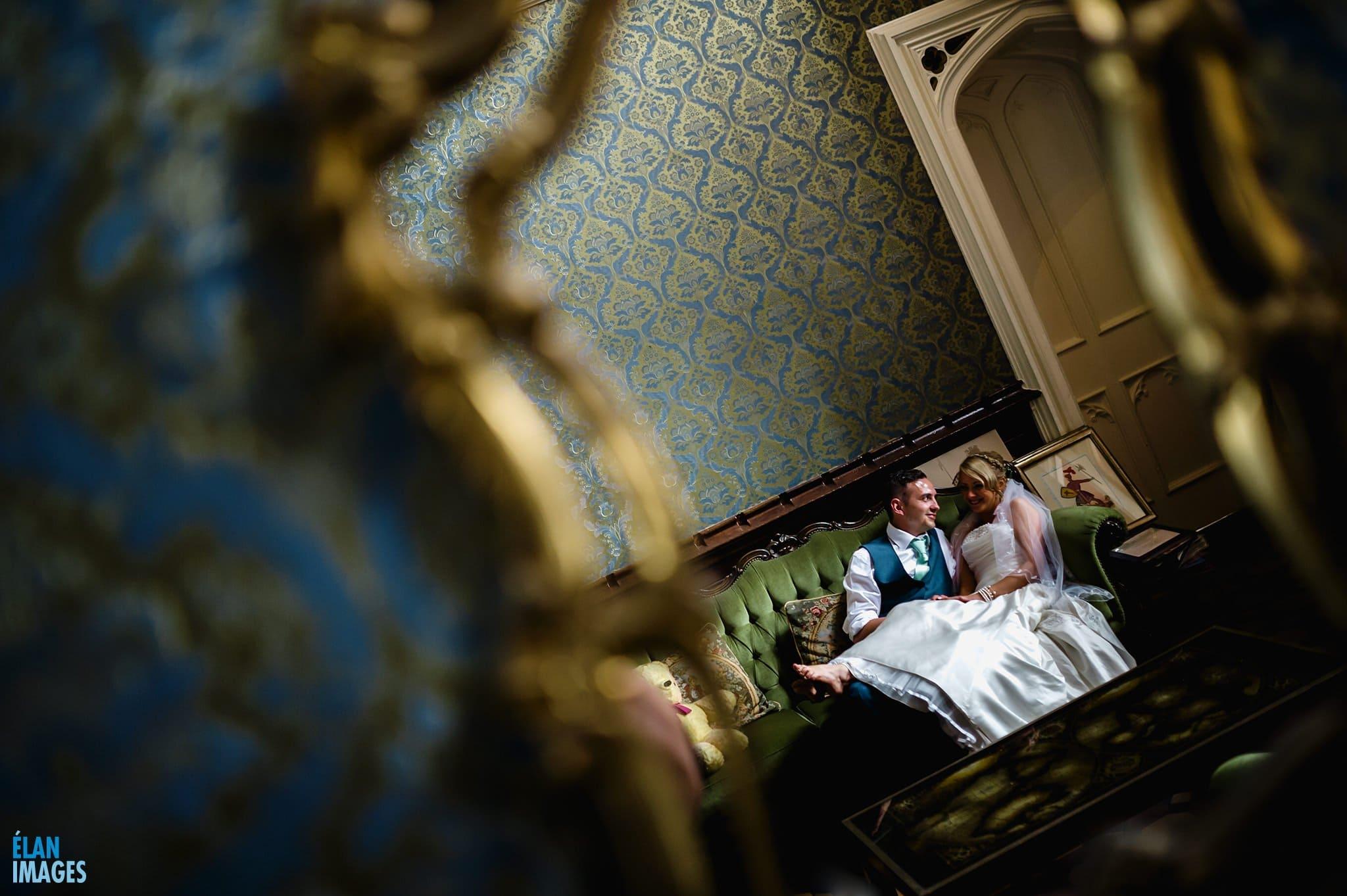 Wedding at Banwell Castle, Somerset 21
