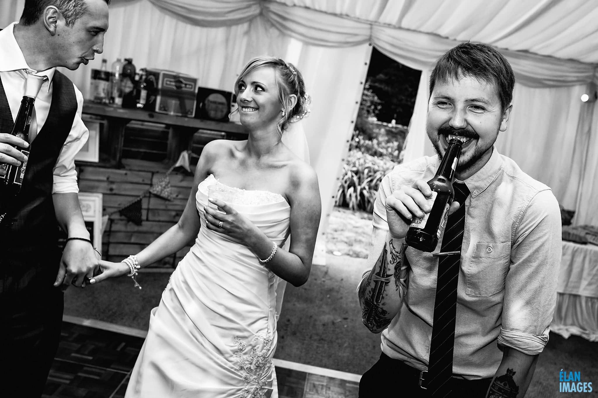Wedding at Banwell Castle, Somerset 26