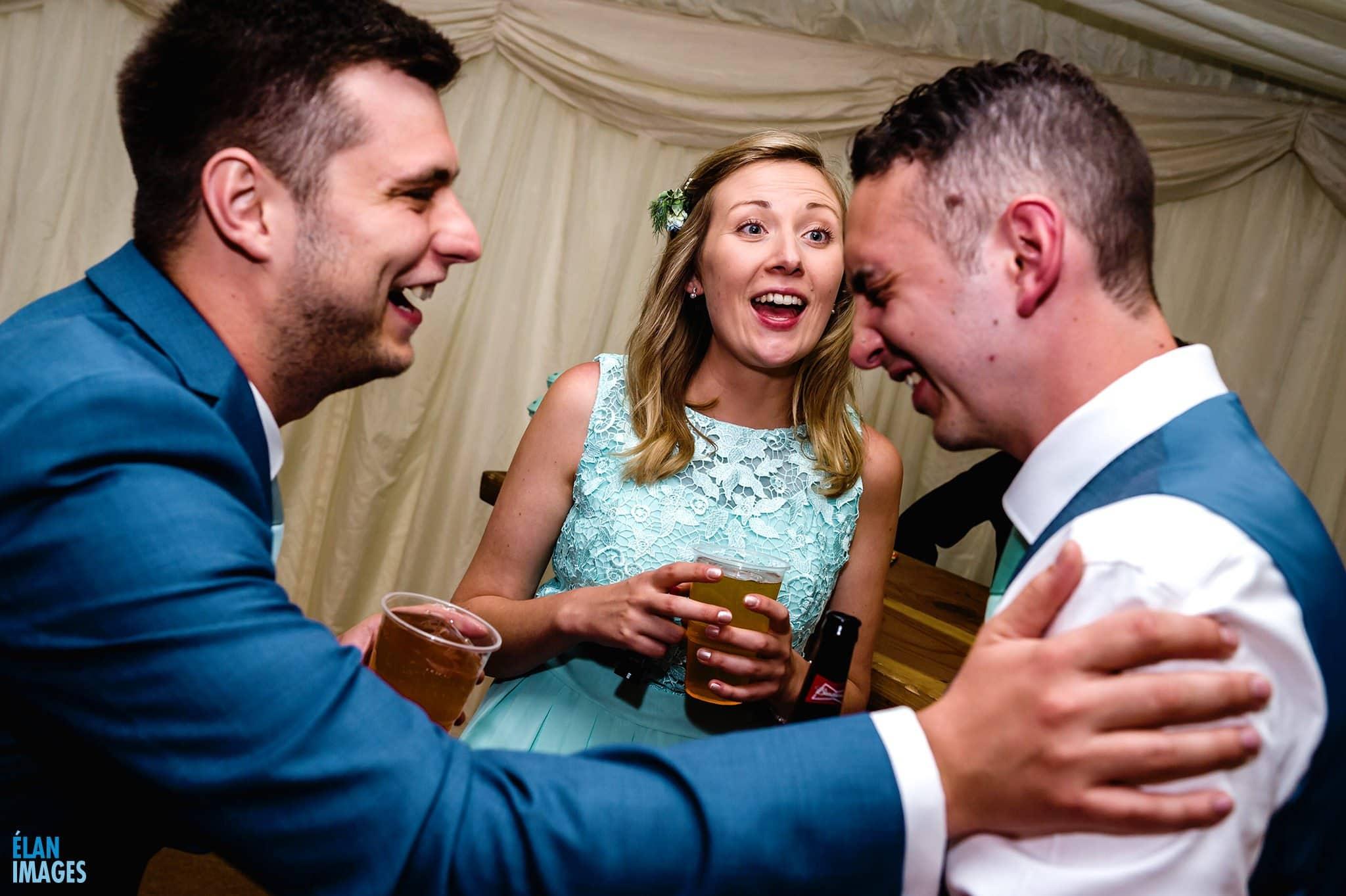 Wedding at Banwell Castle, Somerset 30