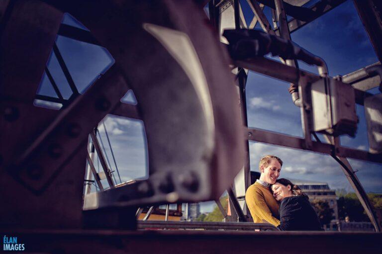Bristol Harbourside & M-Shed Engagement Photo Shoot