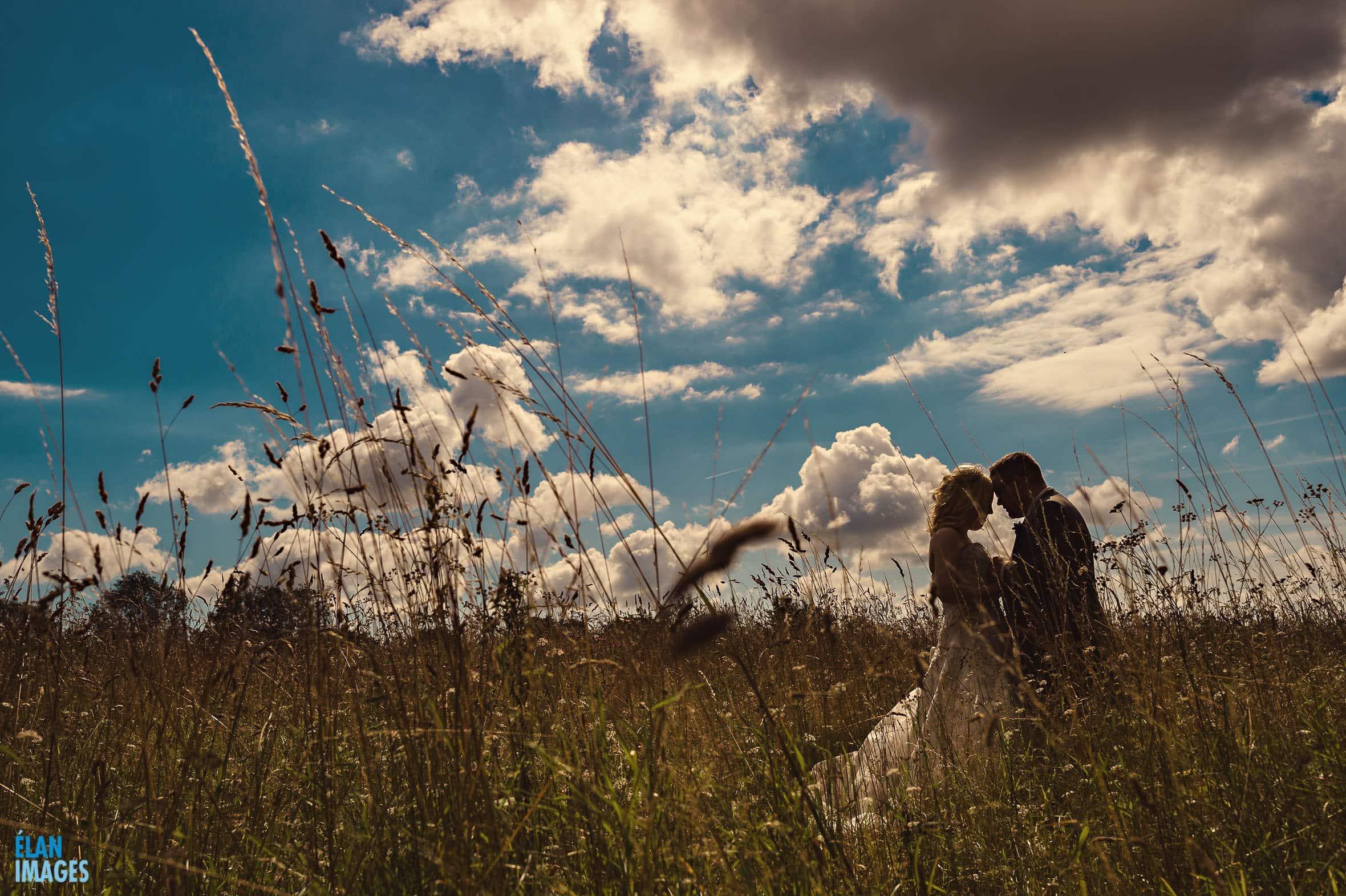 Summer Wedding at the Folly Farm Centre, Pensford