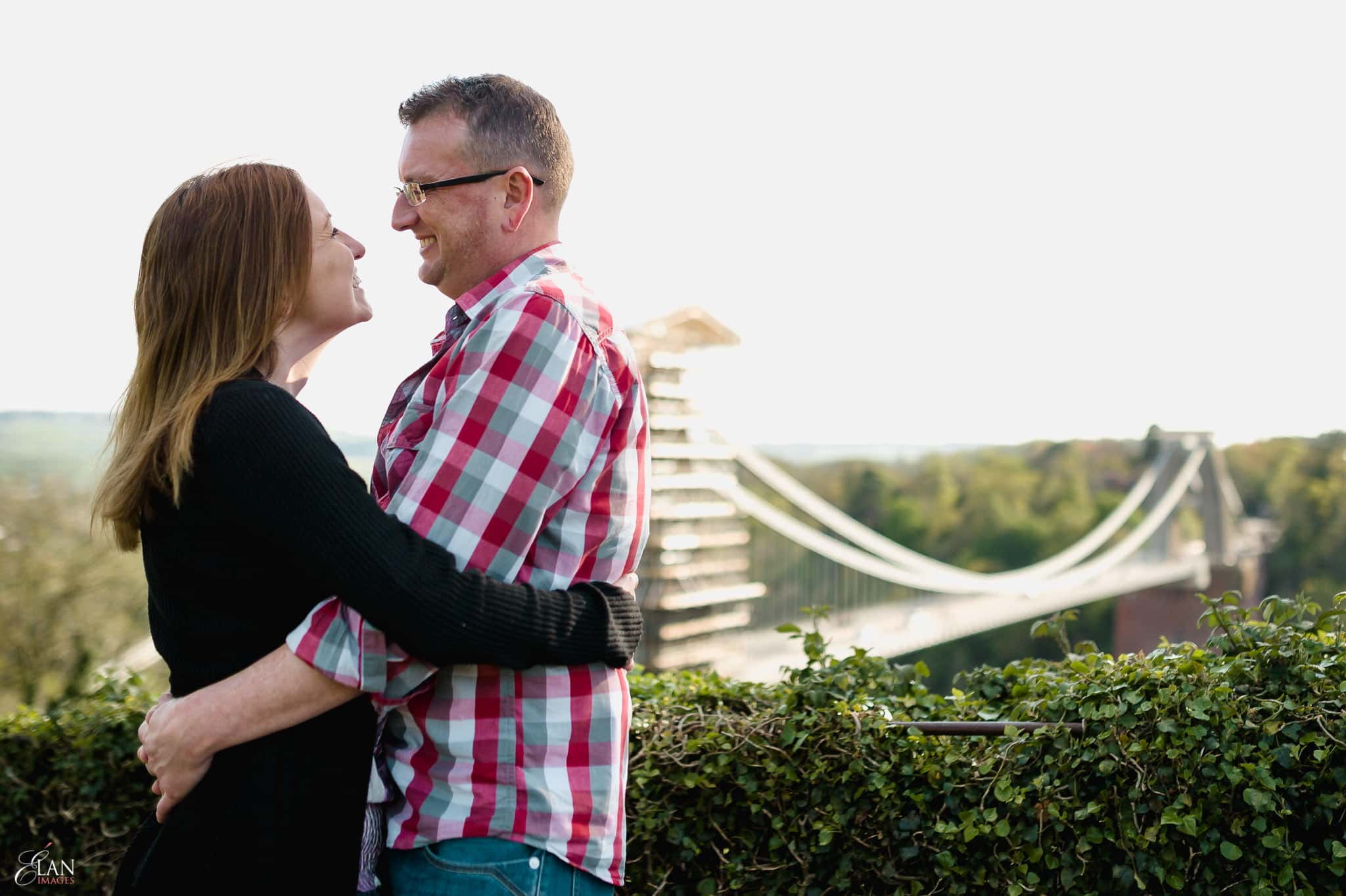 Engagement Photo Shoot in Clifton Village 5
