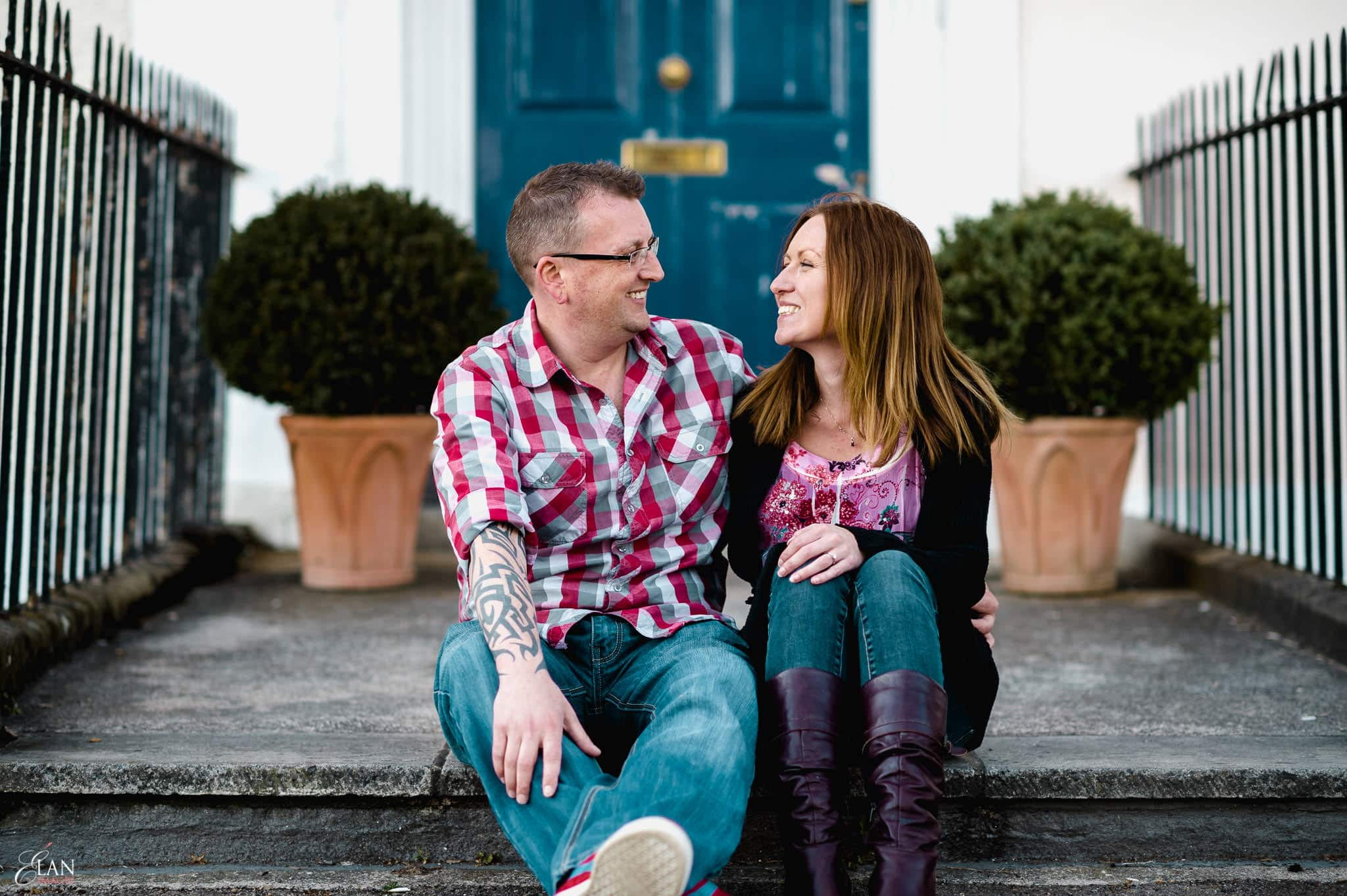 Engagement Photo Shoot in Clifton Village 18