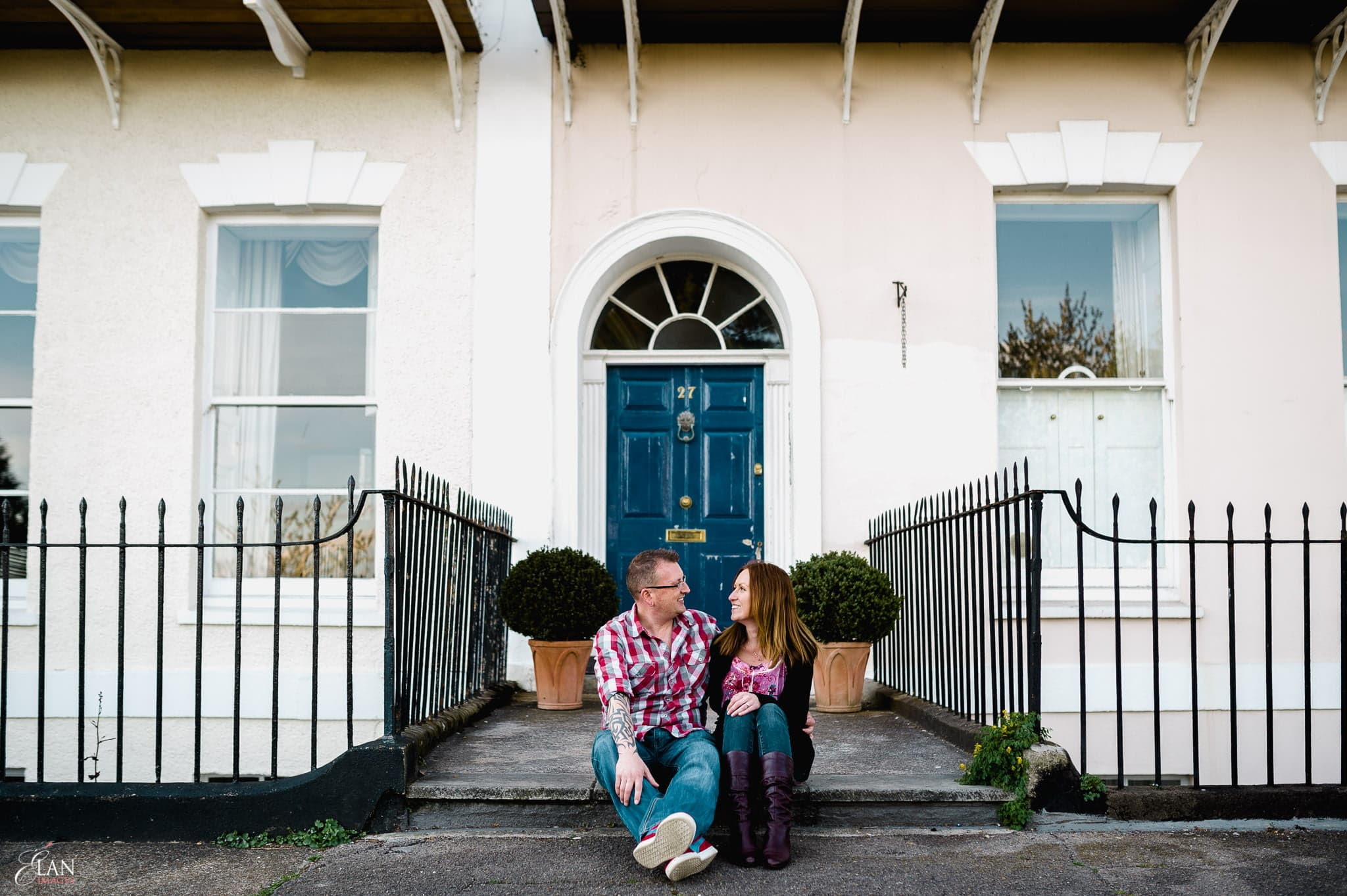 Engagement Photo Shoot in Clifton Village 20