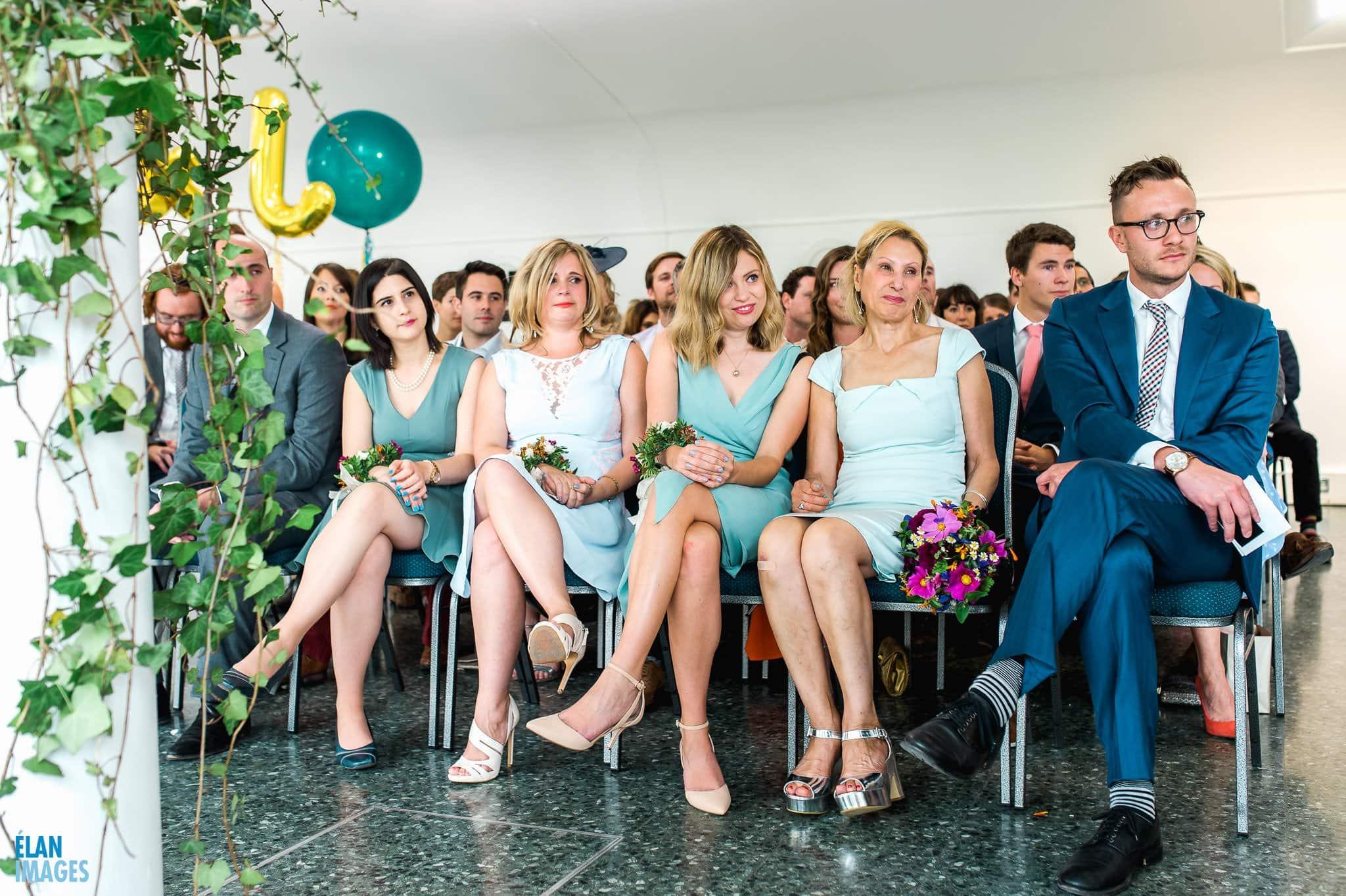 Mile End Art Pavilion Wedding, London 33