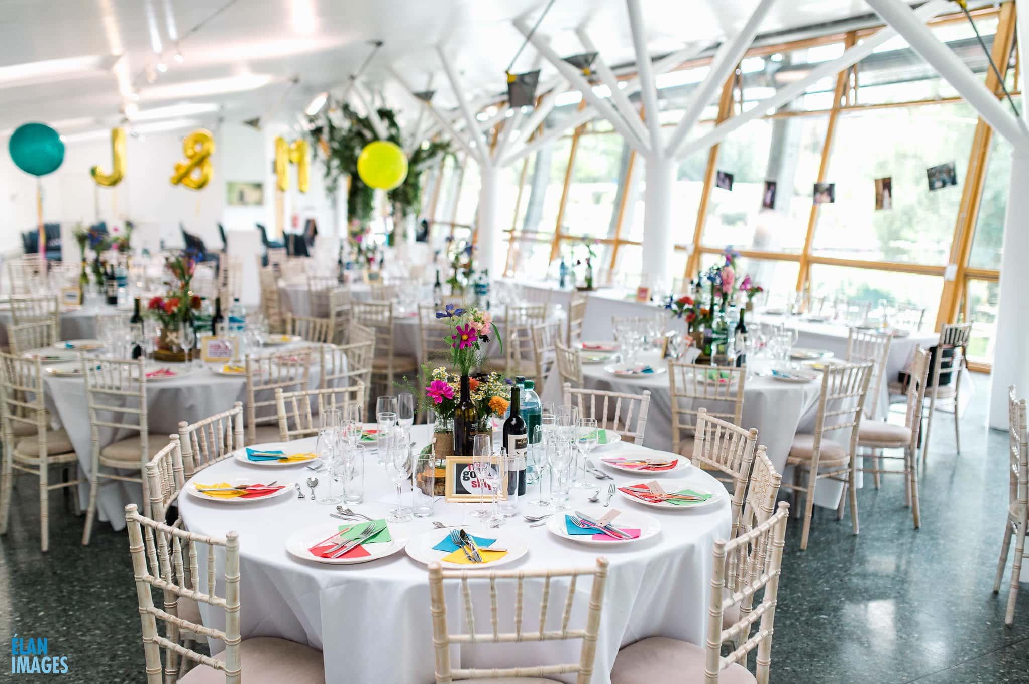 Mile End Art Pavilion Wedding, London 69