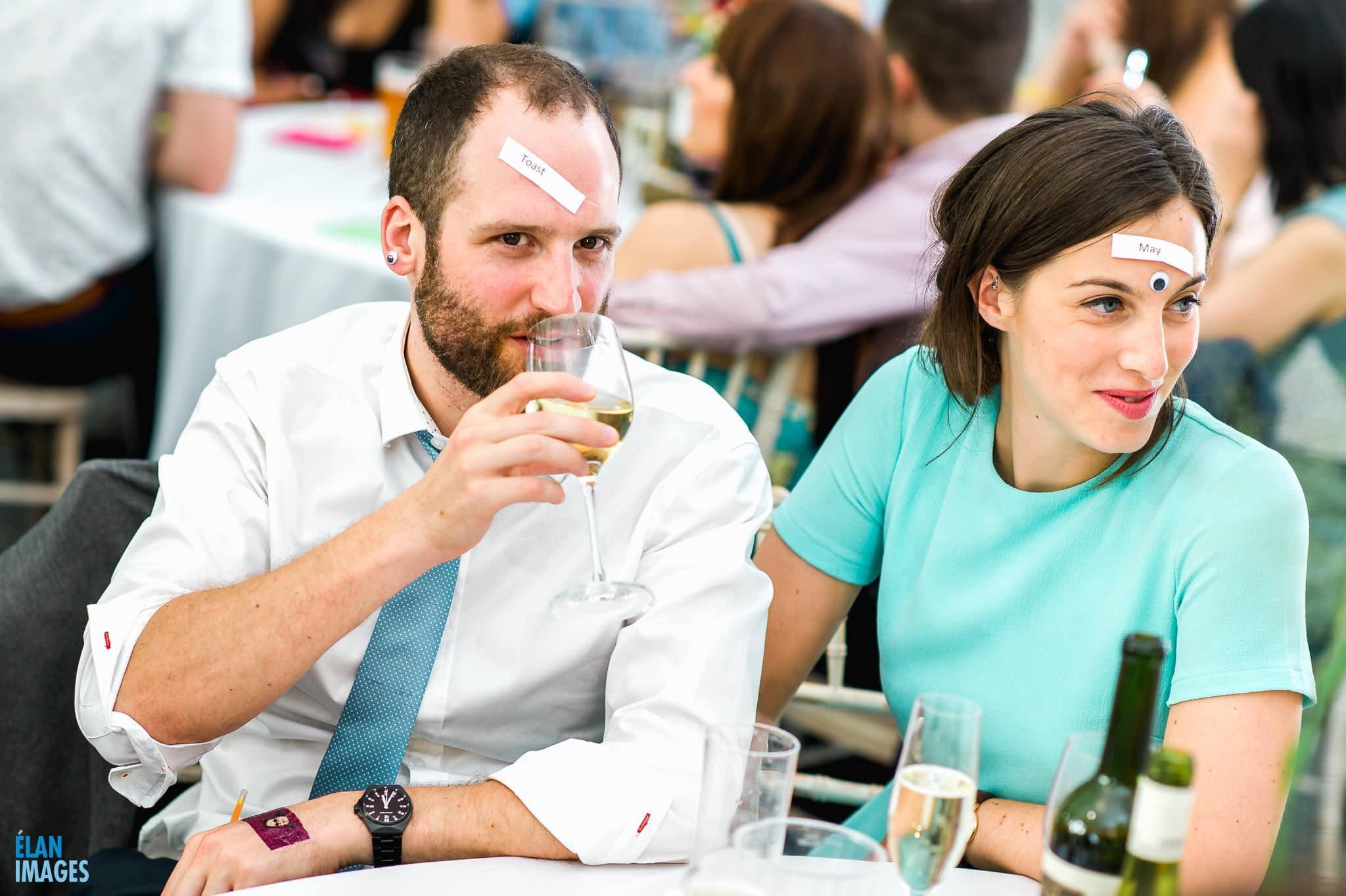 Mile End Art Pavilion Wedding, London 85