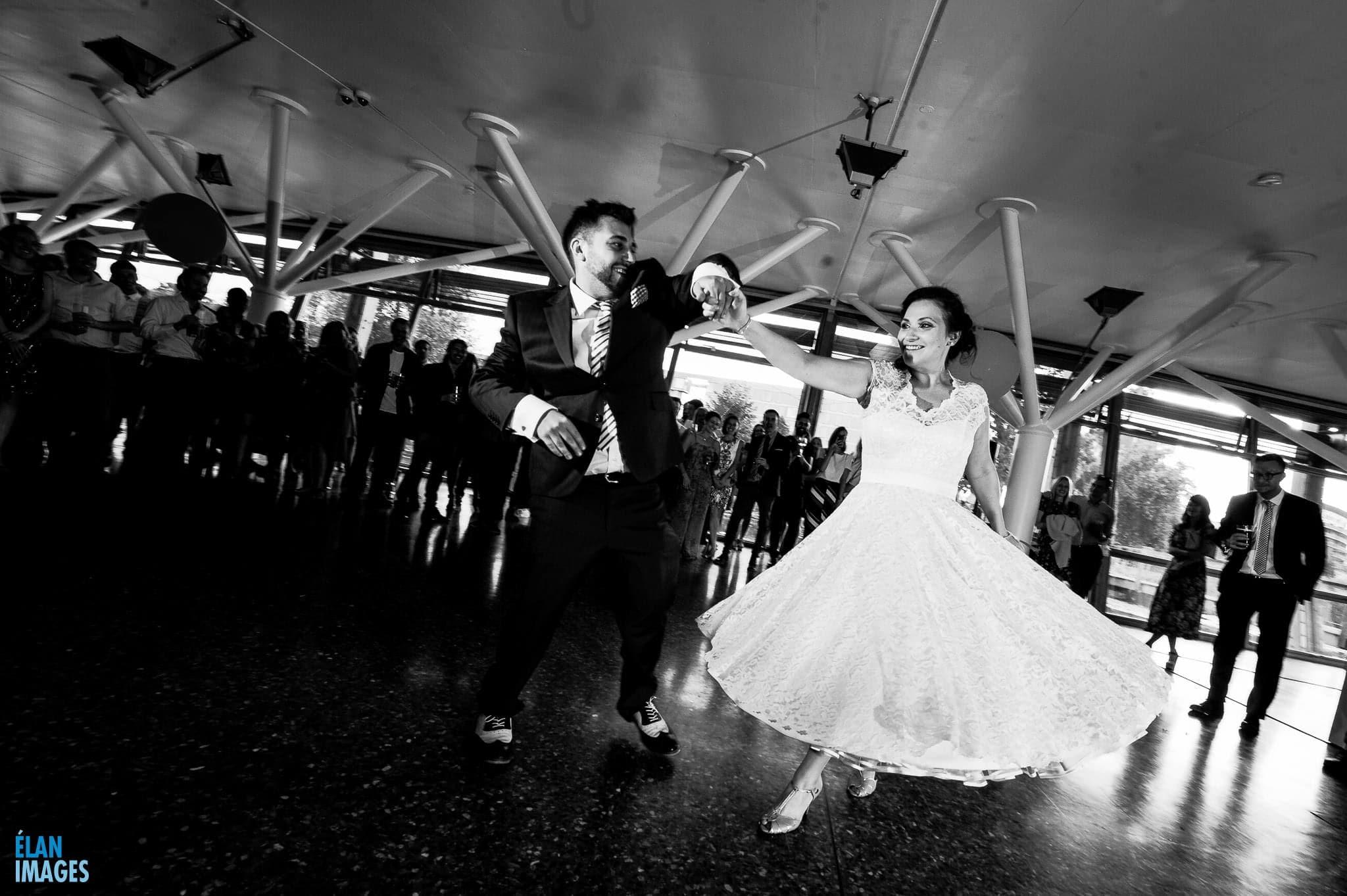 Mile End Art Pavilion Wedding, London 138
