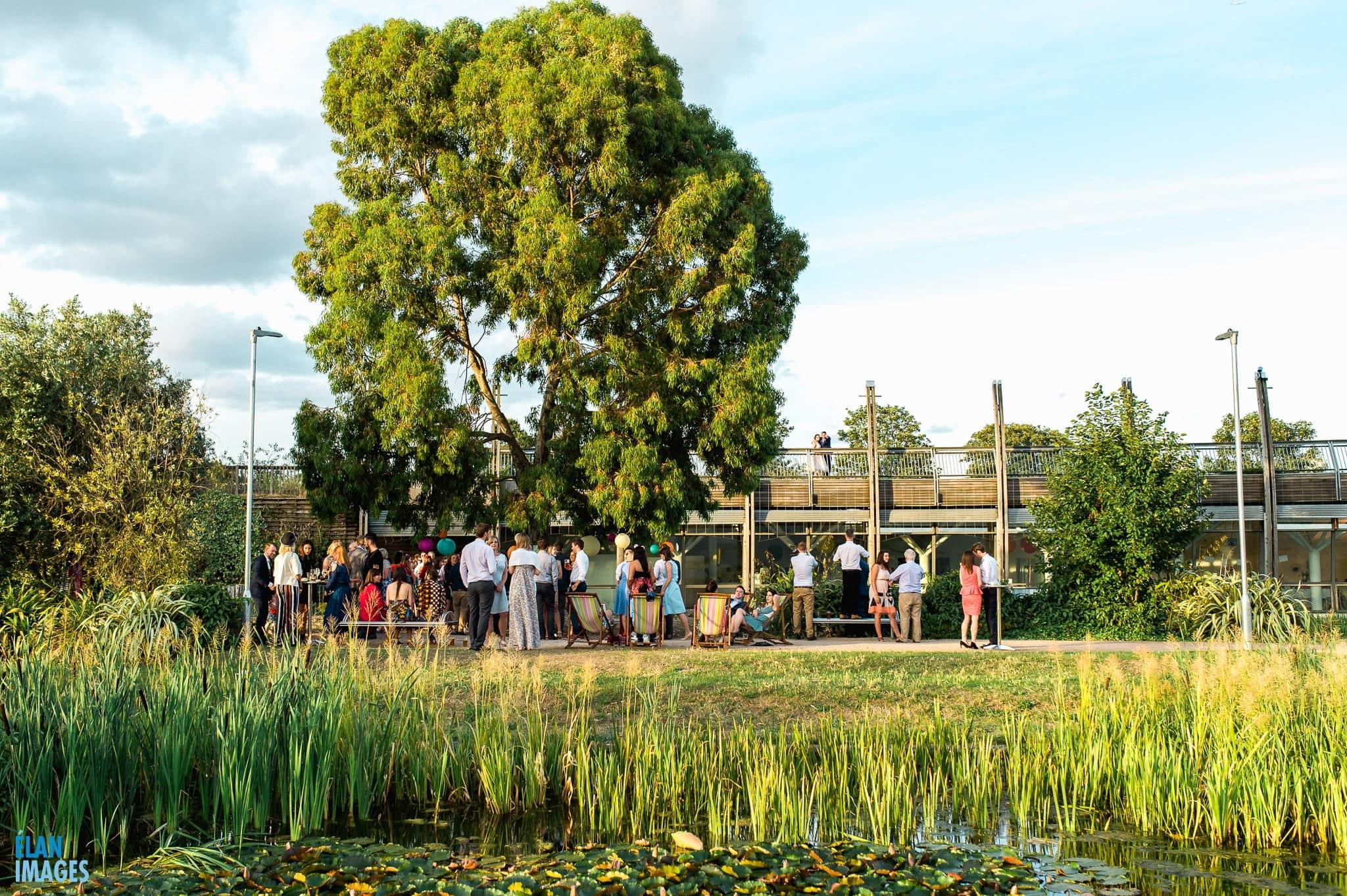 Mile End Art Pavilion Wedding, London 162