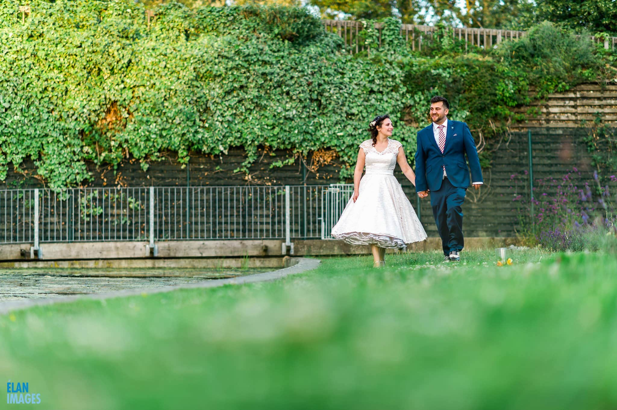 Mile End Art Pavilion Wedding, London 171