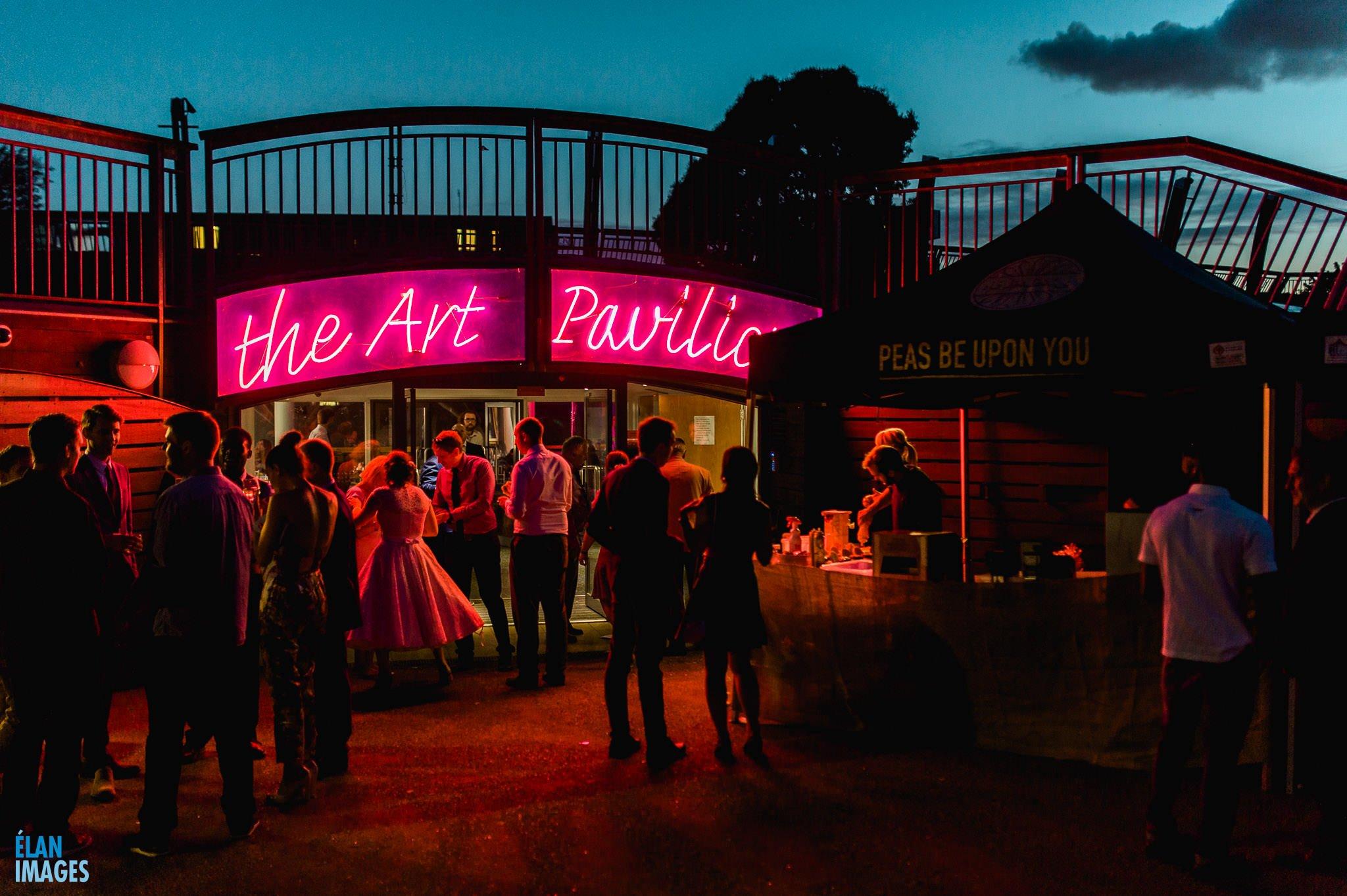 Mile End Art Pavilion Wedding, London 213