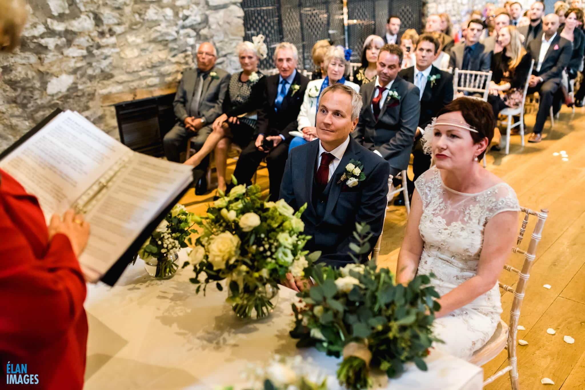 Wedding at Priston Mill Tythe Barn 14