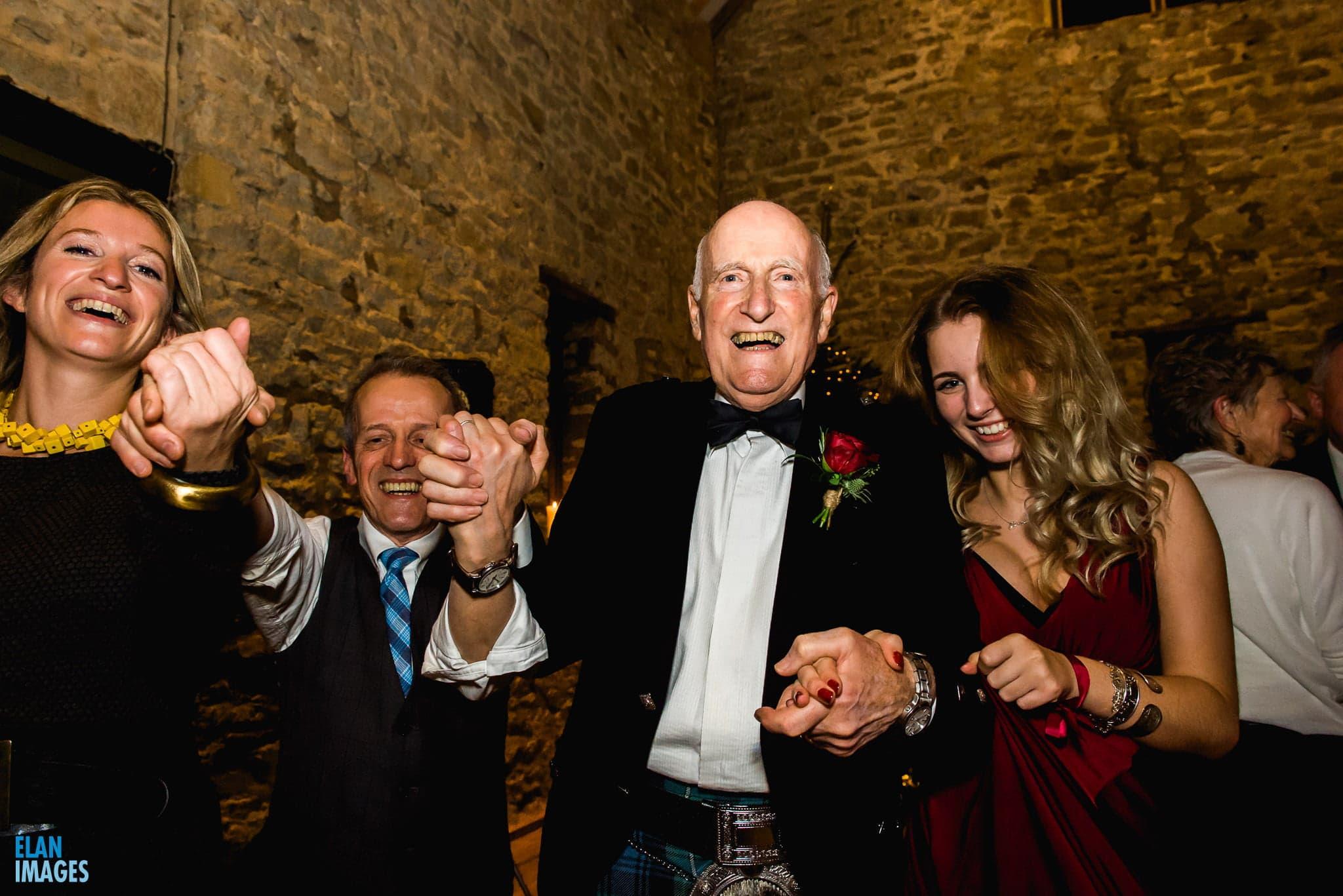 Wedding at Priston Mill Tythe Barn 66