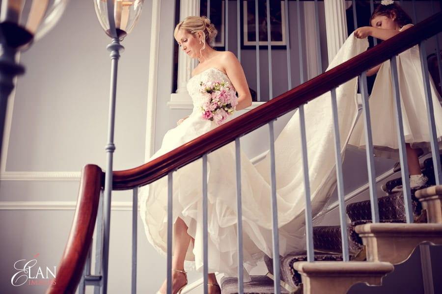 Royal Crescent Hotel Wedding Bath