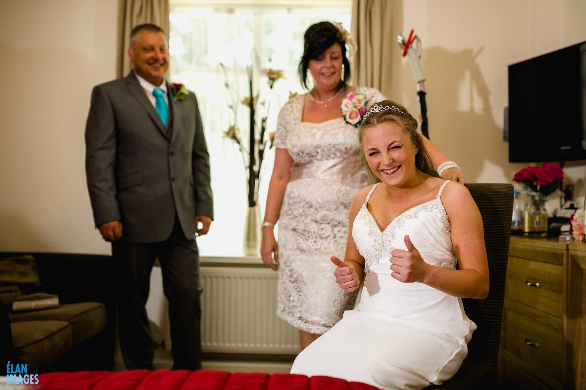 Exeter Court Hotel Wedding 16