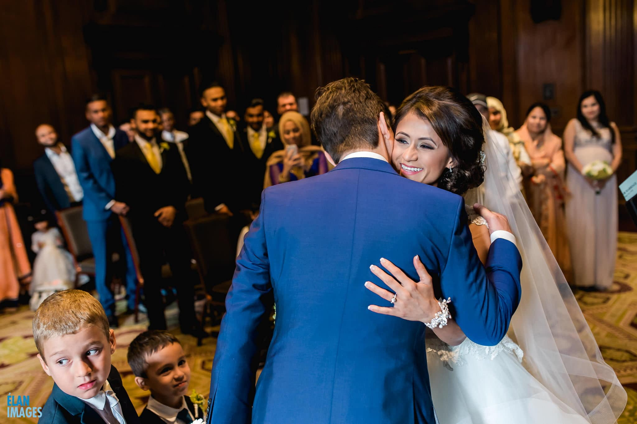 Wedding in Westminster – Fusion Wedding at One Great George Street 33