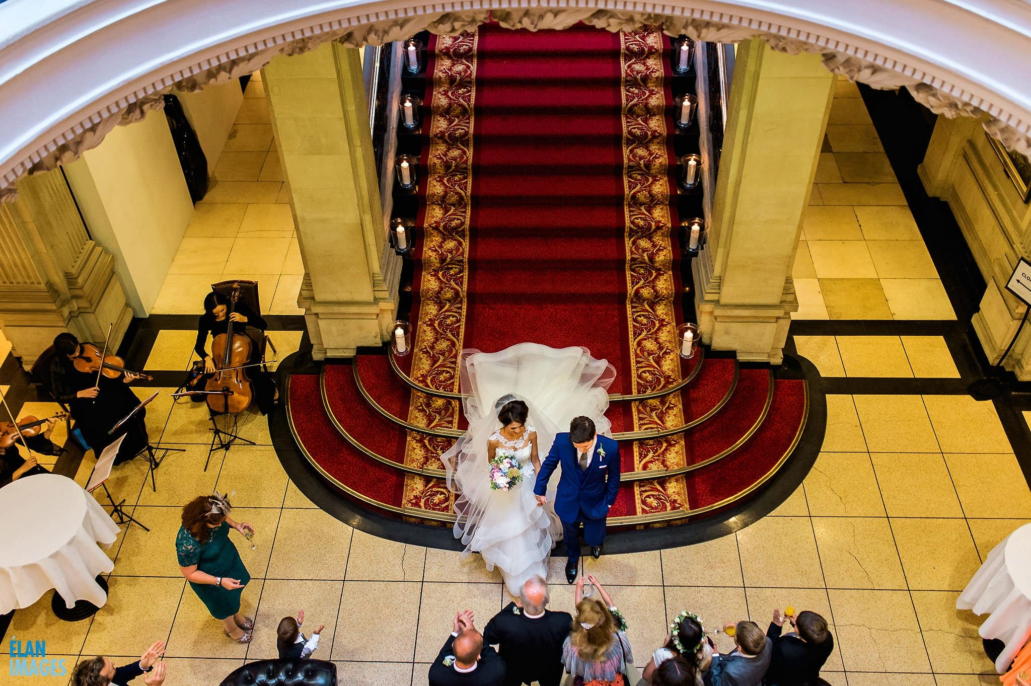 Wedding in Westminster – Fusion Wedding at One Great George Street 38