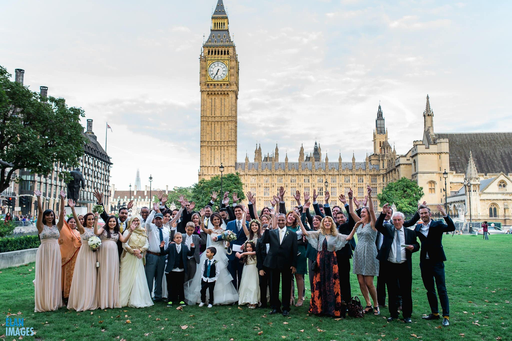 Wedding in Westminster – Fusion Wedding at One Great George Street 41