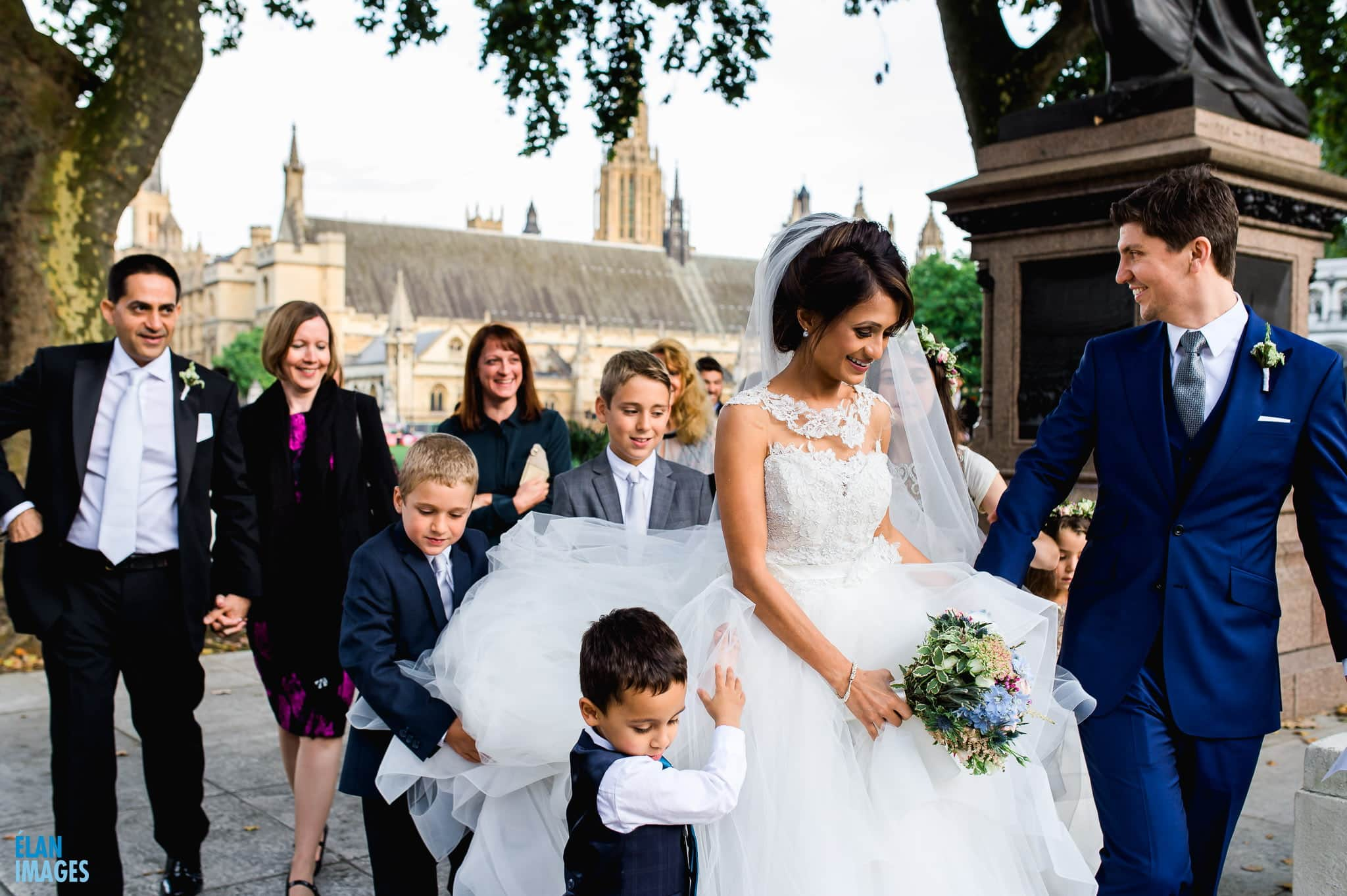 Wedding in Westminster – Fusion Wedding at One Great George Street 43