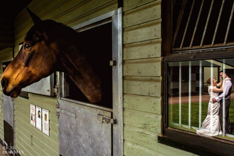 Horse Trust Wedding