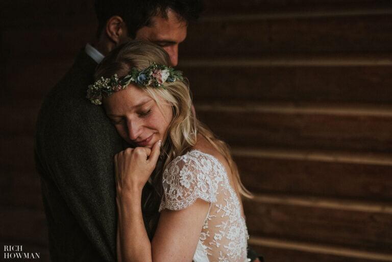 Folly Farm Centre Wedding