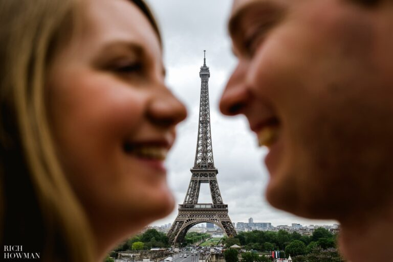 Engagement Photo Shoot in Paris