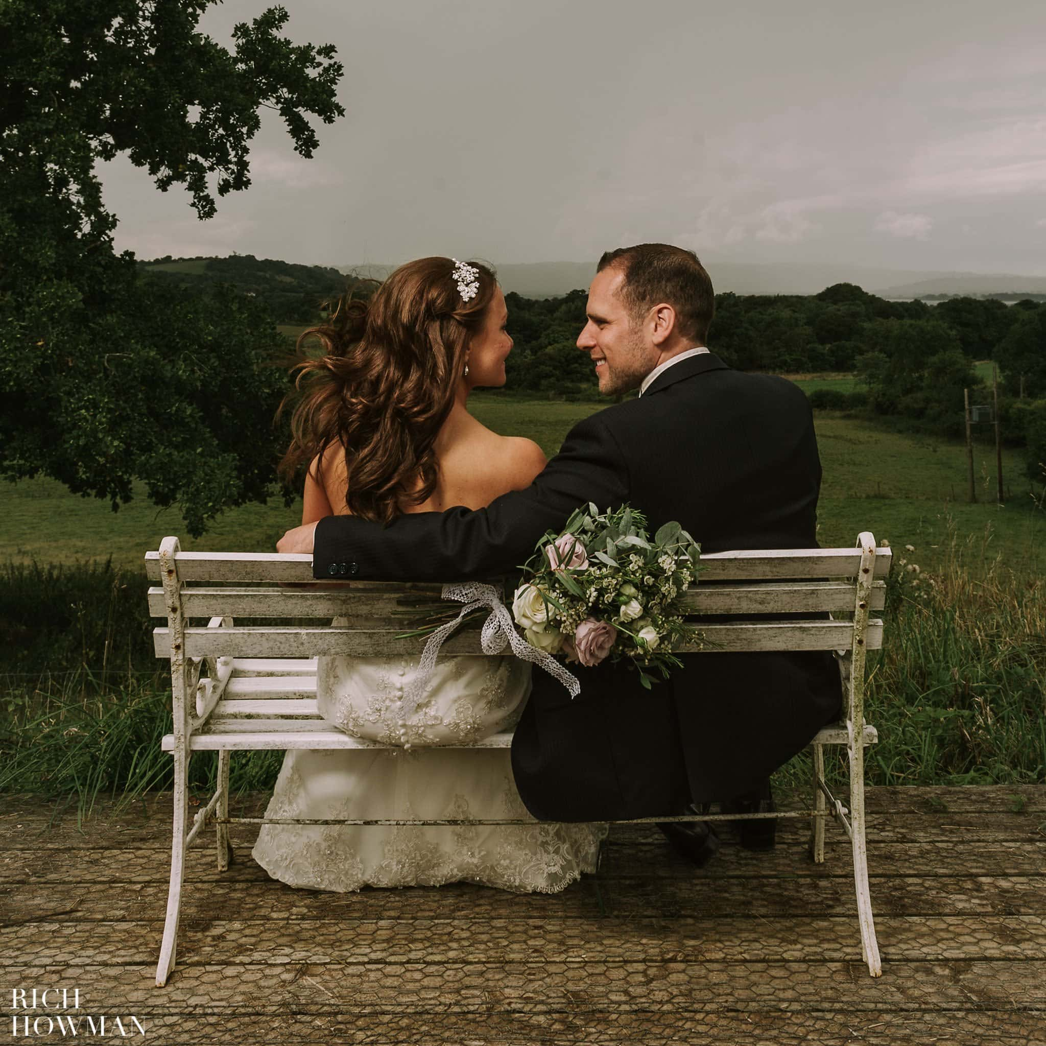 Folly Farm Centre Wedding anniversary