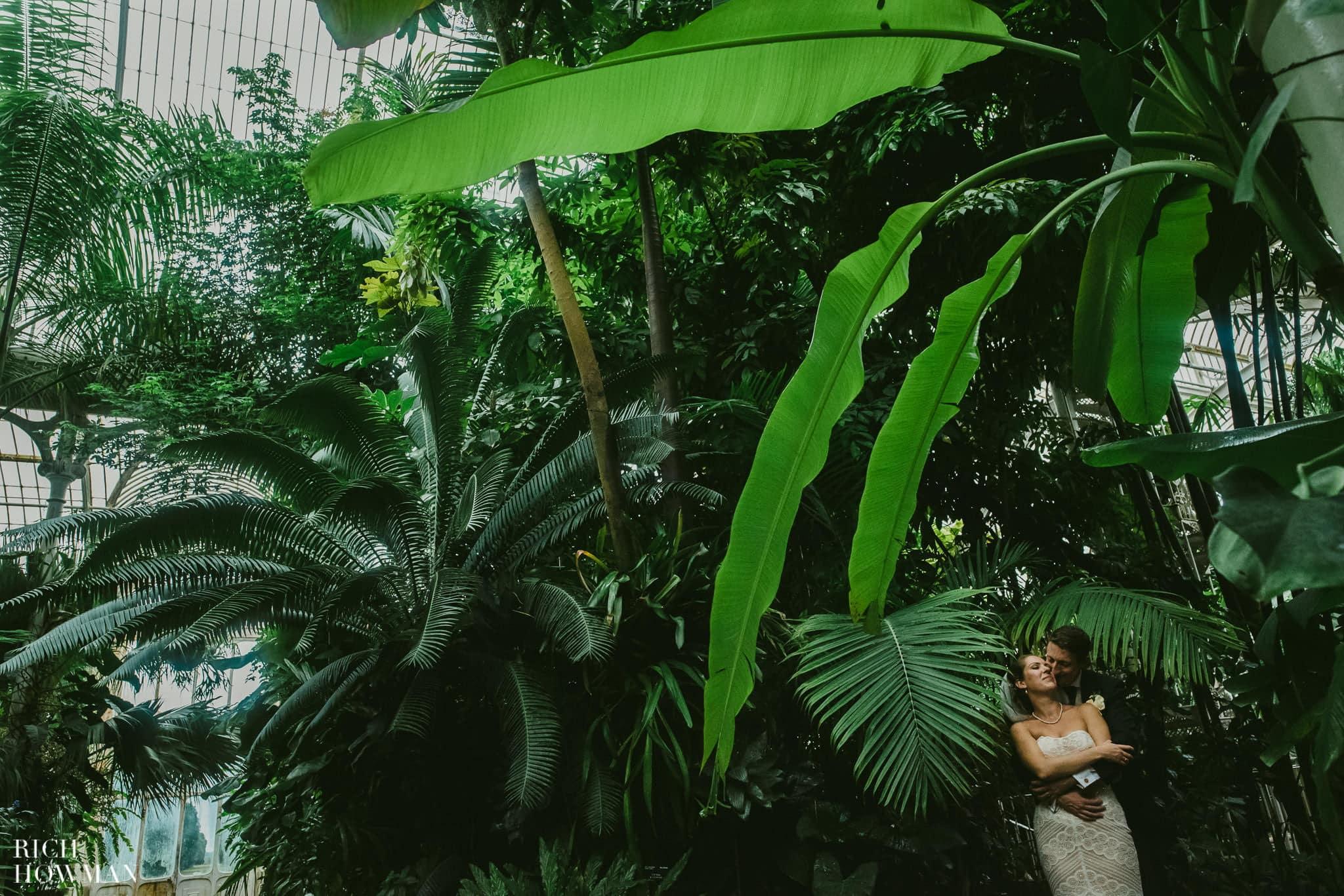 Wedding at Kew Gardens 1