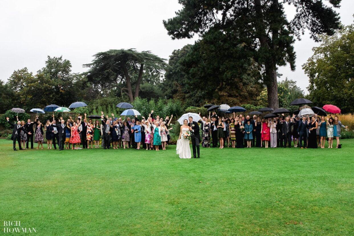 Wedding at Kew Gardens 35