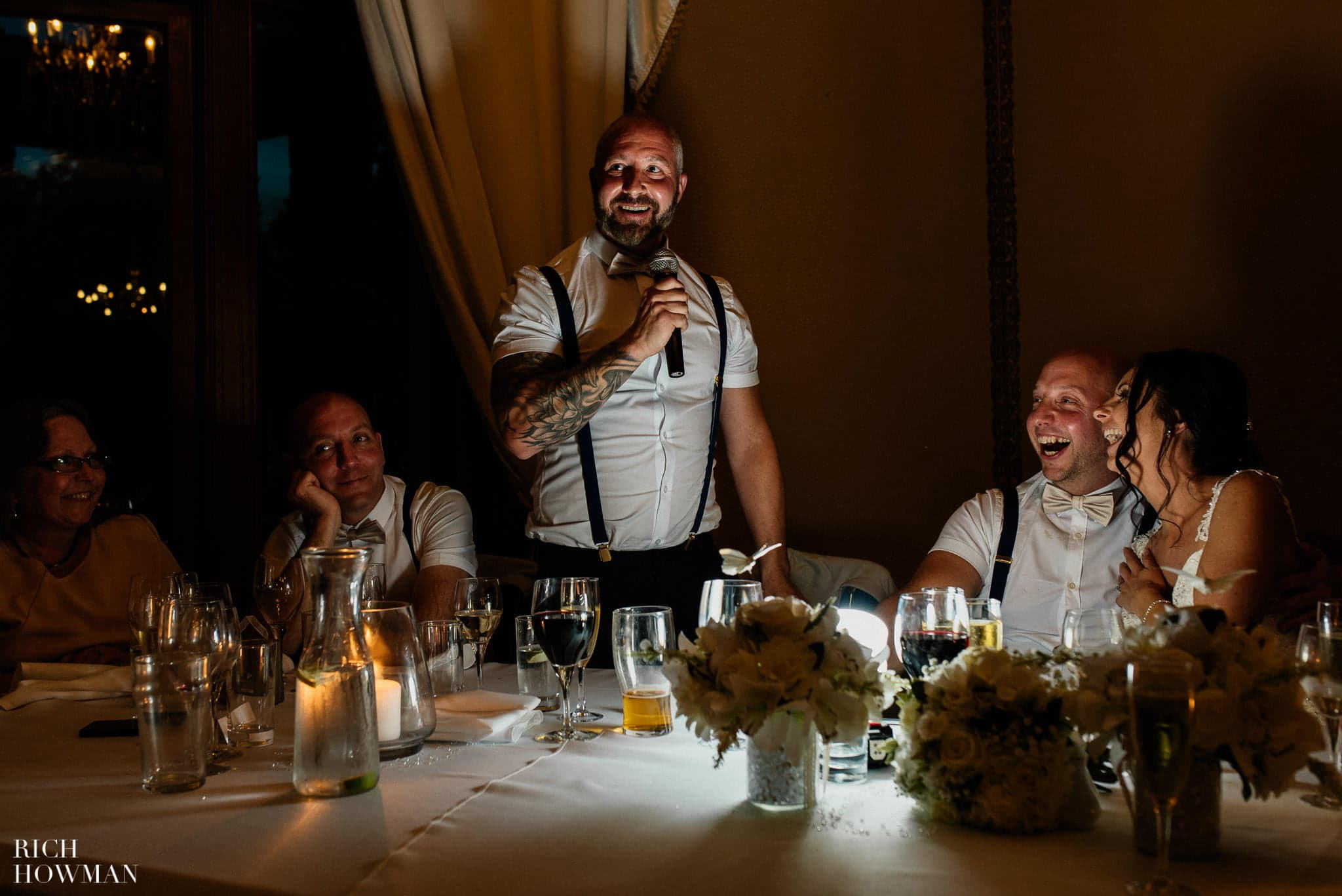 Orchardleigh Wedding Photographer 53