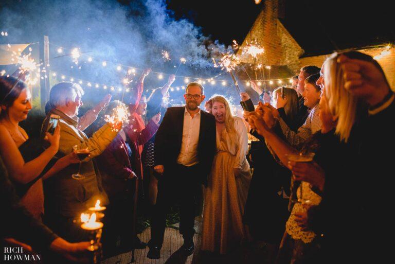 Wedding Sparkler Photos – A 'How To' Guide for Couples